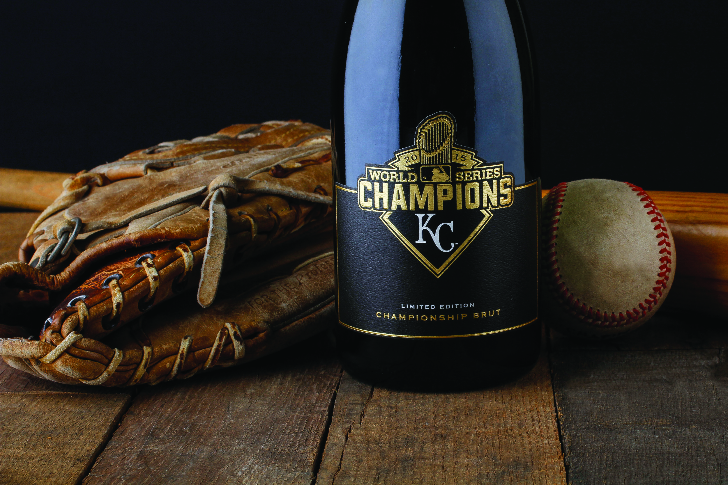 Kansas City Royals™       World Series™      Championship Brut