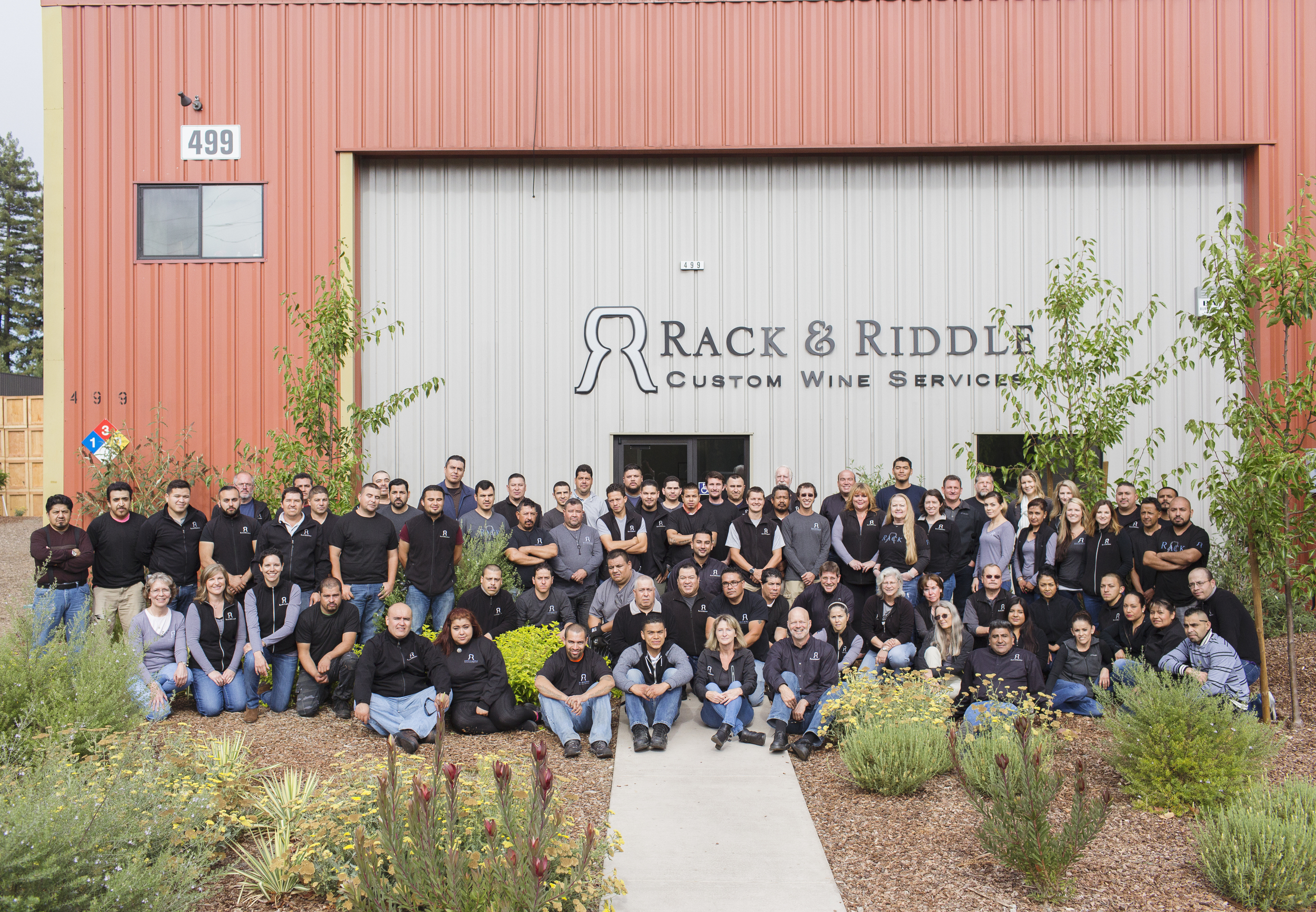 Rack & RIddle Wine Team | VAULT29