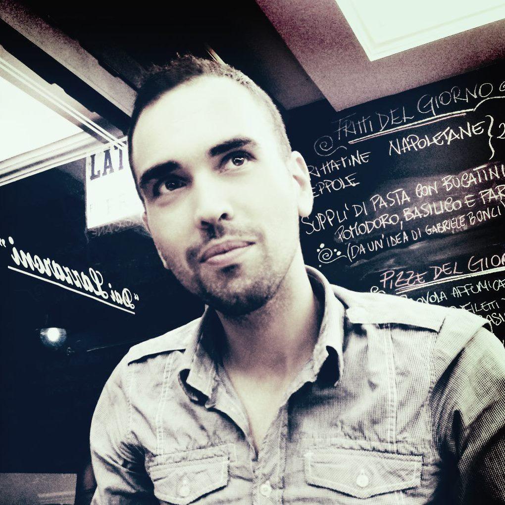 Ionut Zamfir, UI/UX Designer