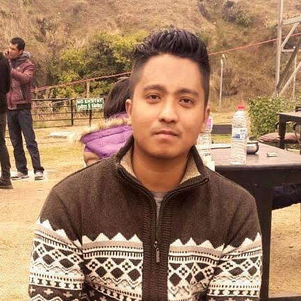 Amrit Shahi, UI/UX Designer