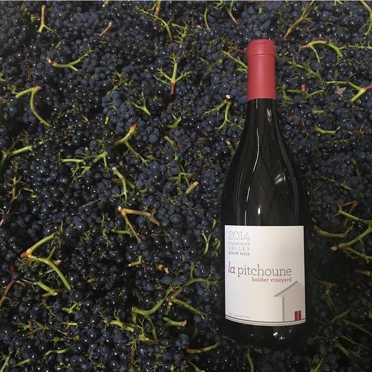 La Pitchoune Holder Vineyards pinot noir on VAULT29