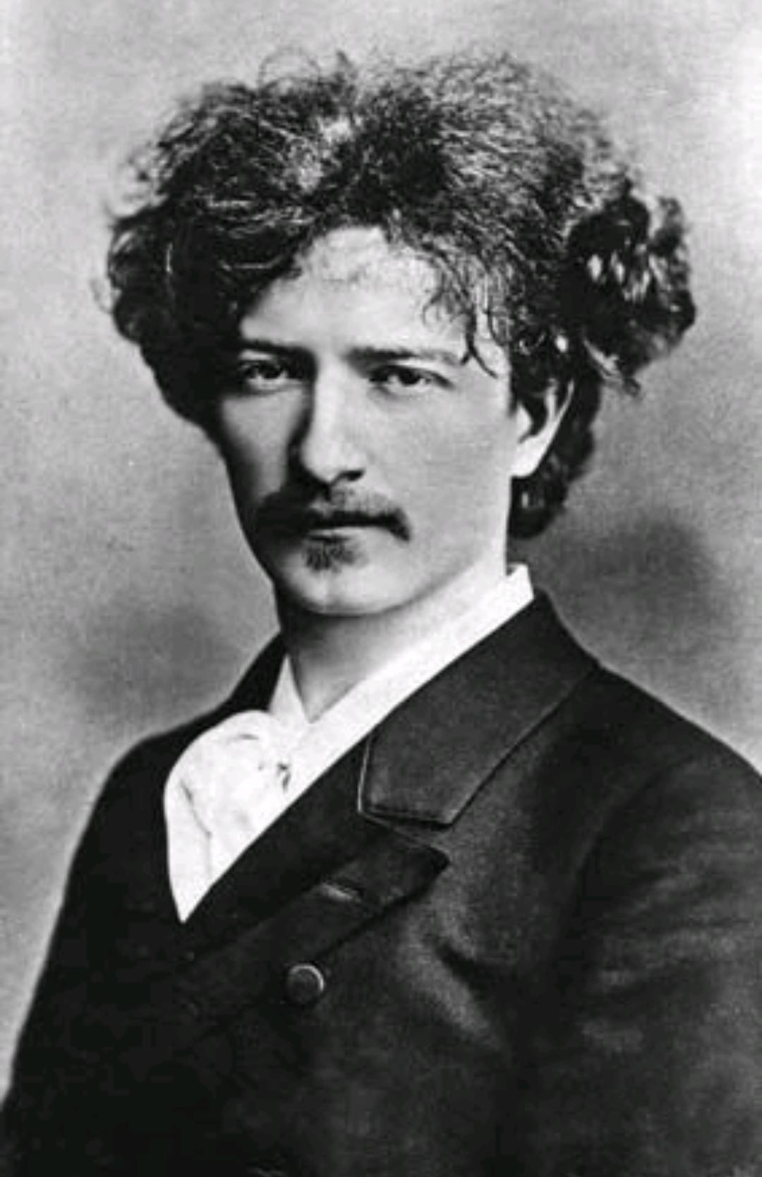 Young Paderewski