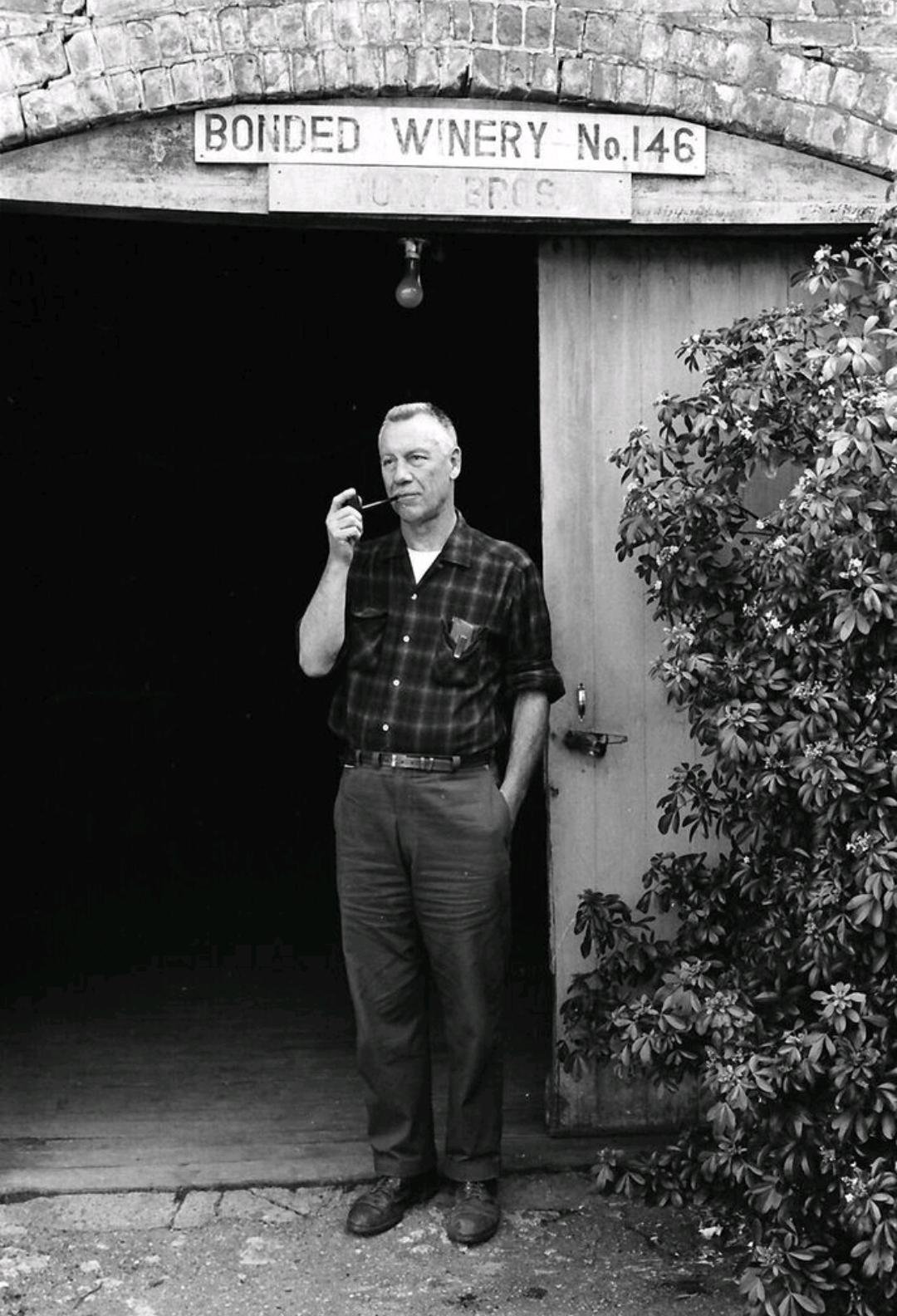Bill York, Andrews grandson (1940s)