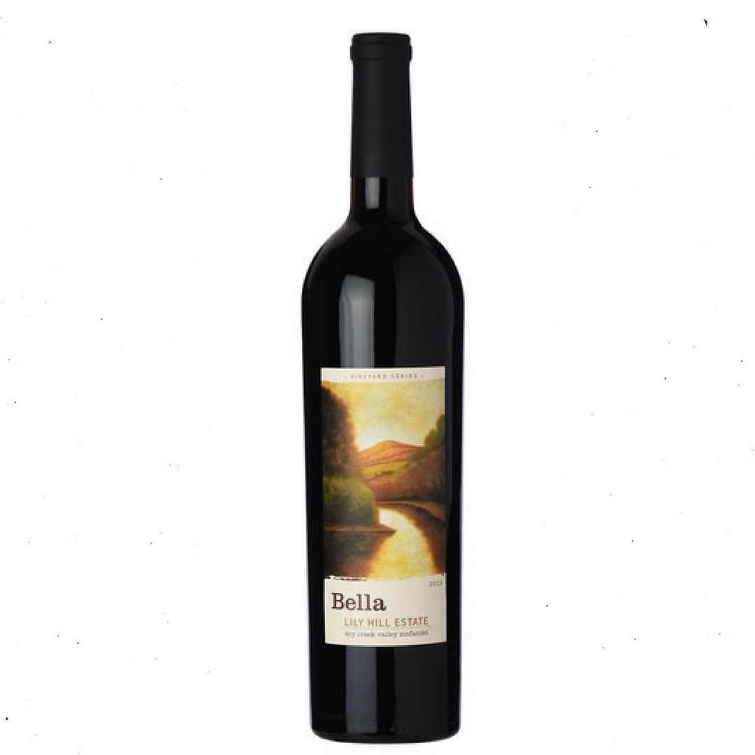 Bella Vineyards - 2014 Lily Hill Zinfandel - Healdsburg, California