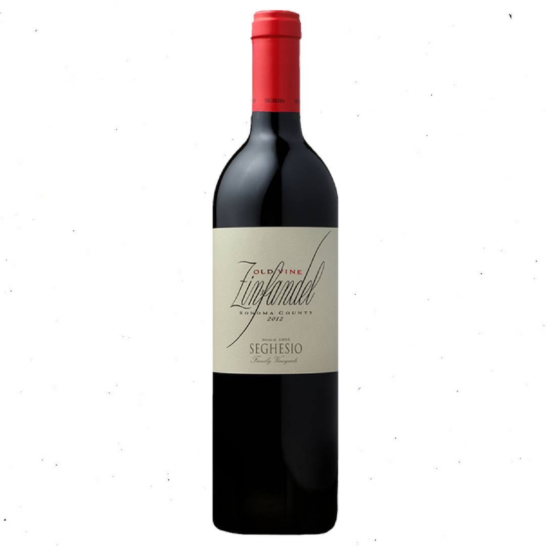 Seghesio - 2013 Old Vine Zinfandel - Sonoma County, California