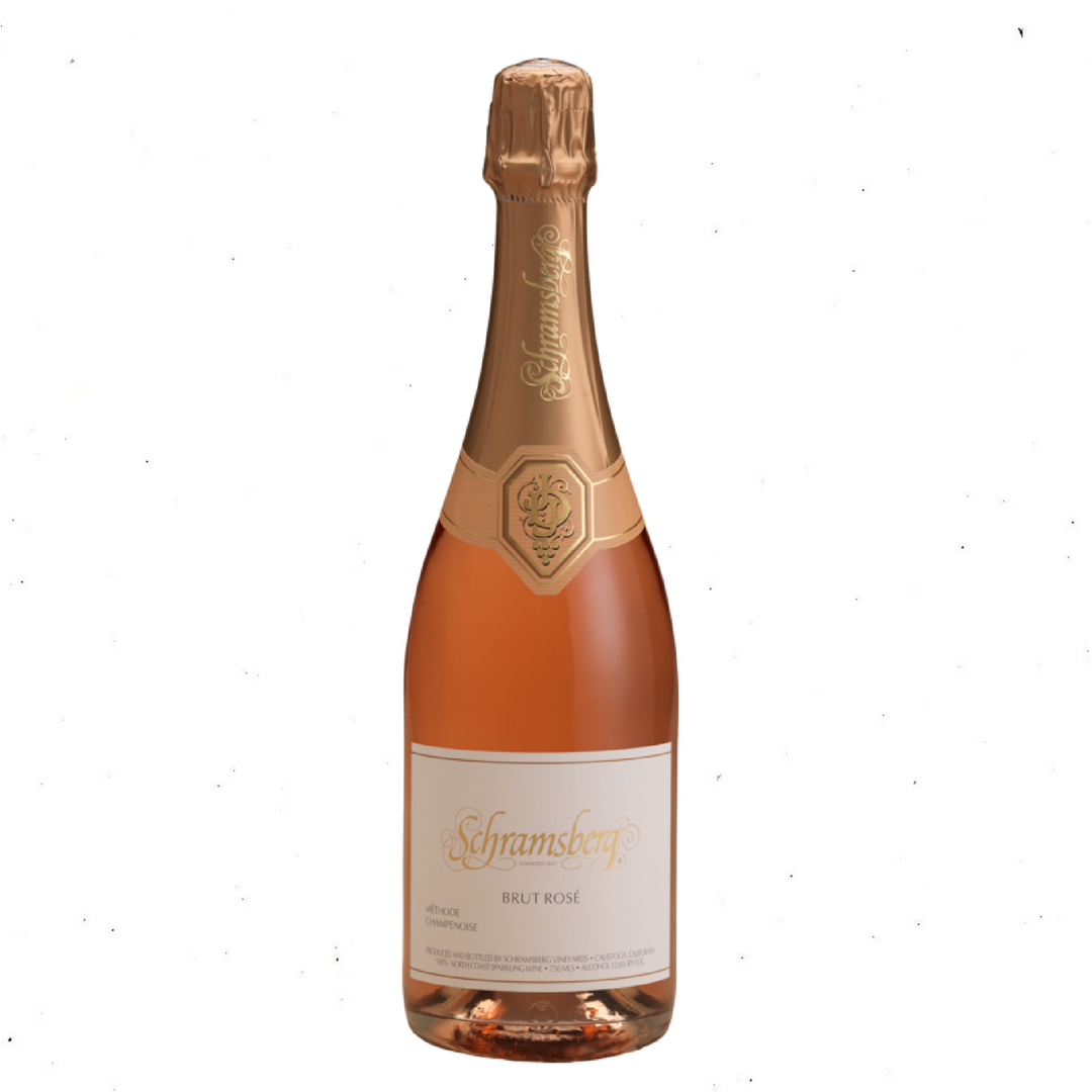 Schramsberg - 2014 Brut Rosé - North Coast, California