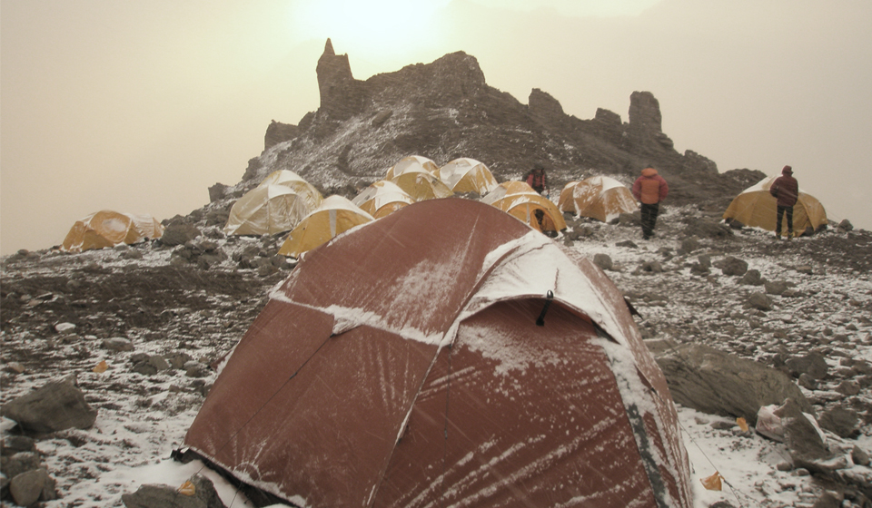 Camp Canada, Aconcagua