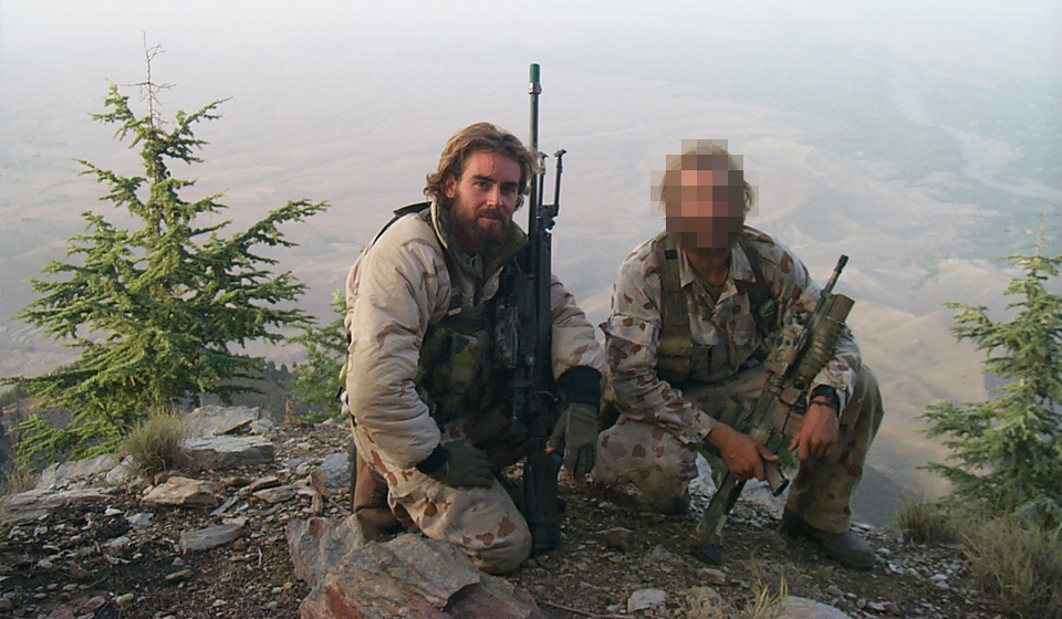 SAS Operations Afghanistan
