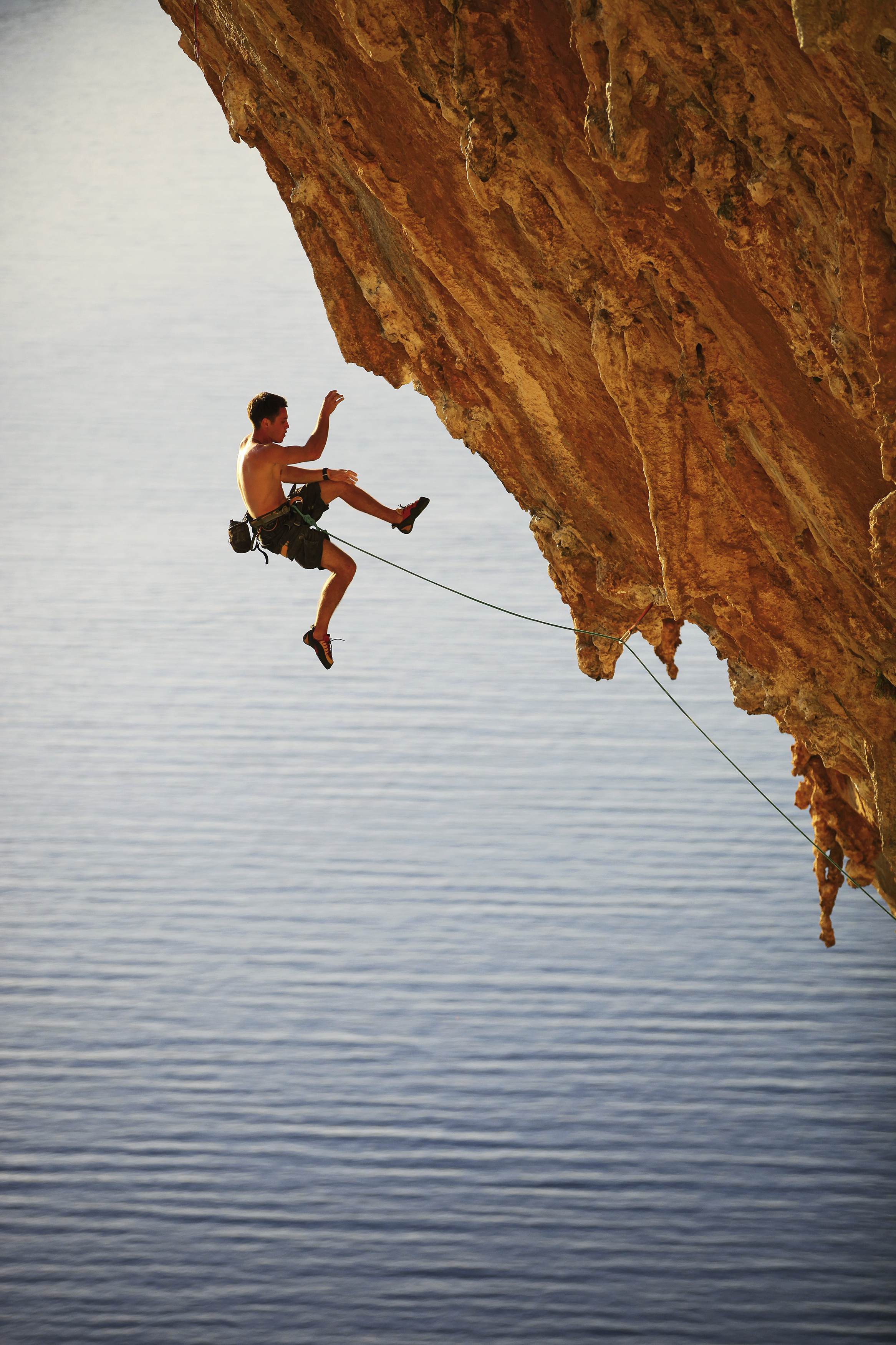 Big Whipper, Falling Off Cliff