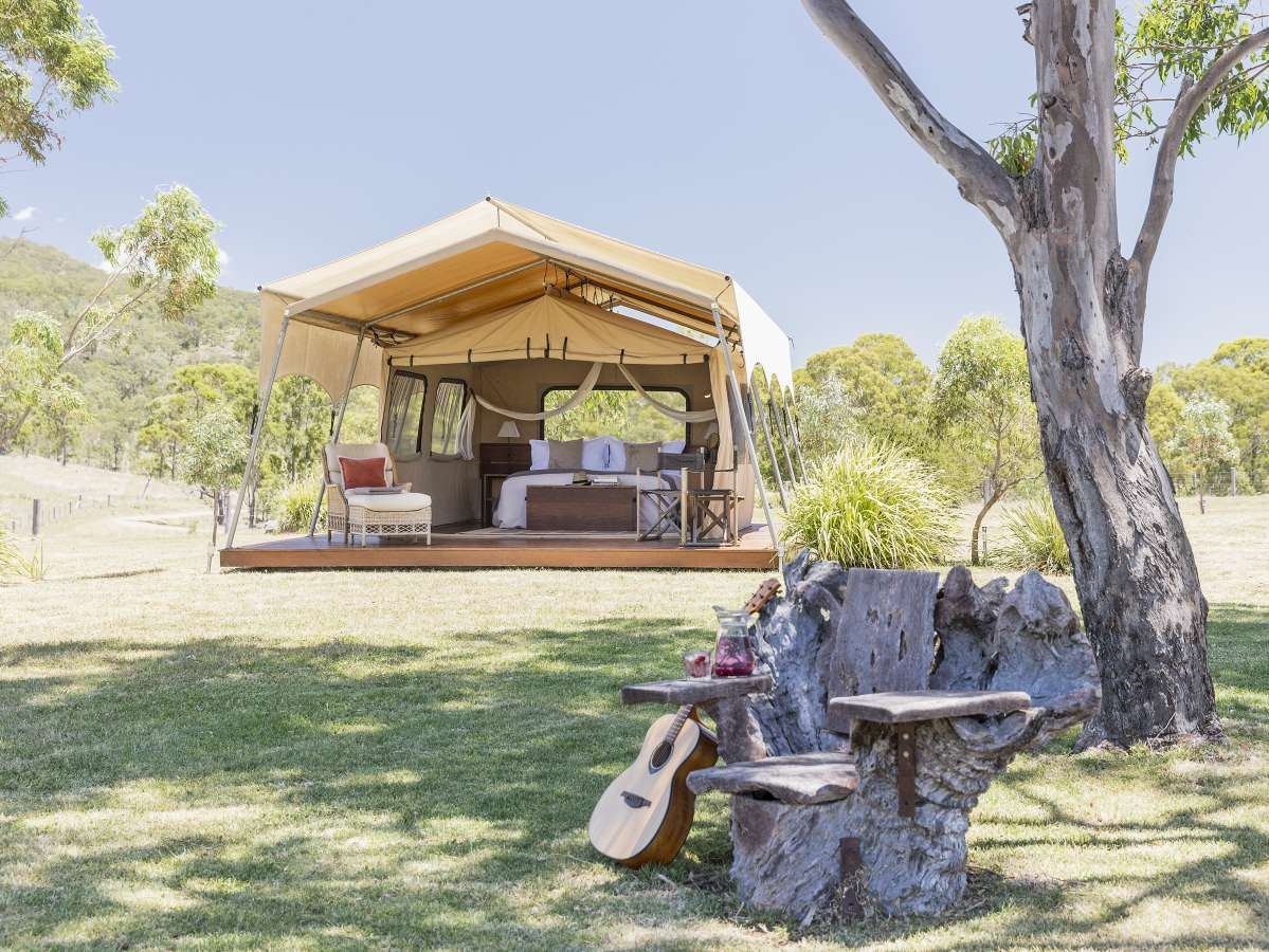 Eight Unique Aussie Getaways That'll Have You Flooding Your 'Gram Feed