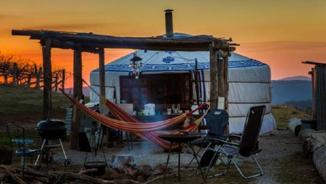 Glamping Places You've Never Heard Of