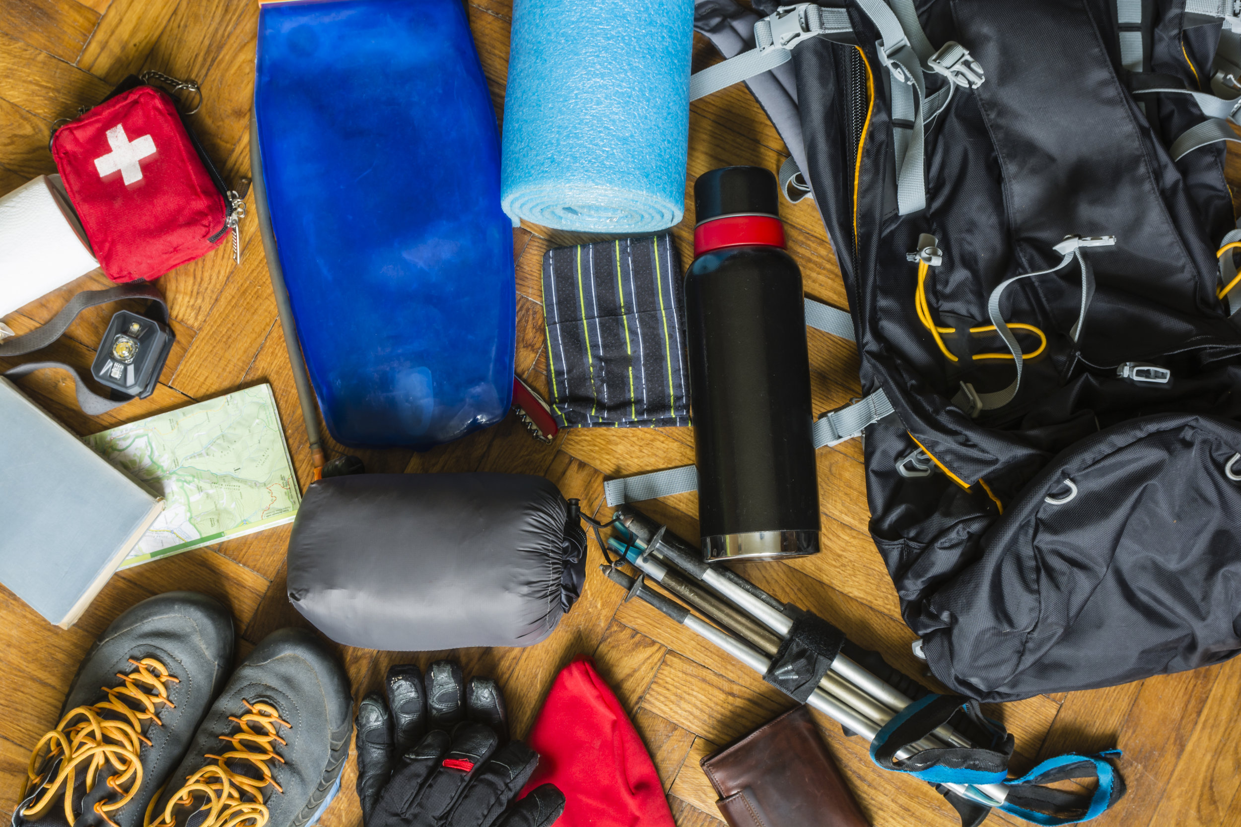Gear for Hiking in the Australian Alps