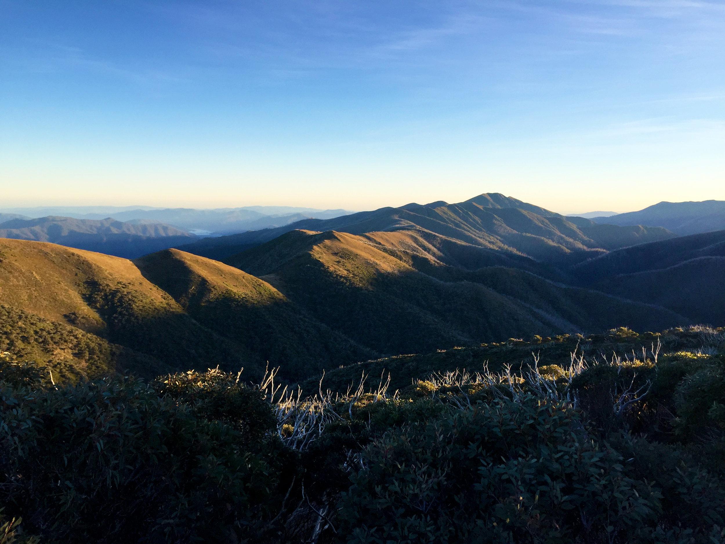 Sunrise over the Razorback and Mount Feathertop.jpg