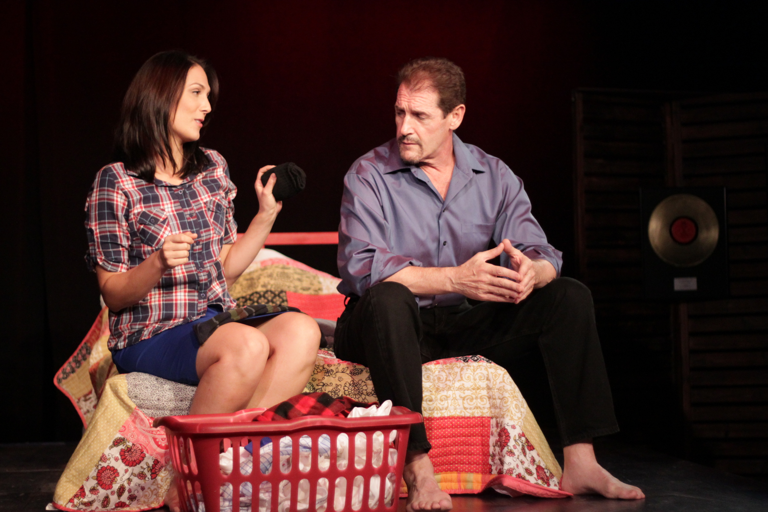 """Bianca Jamotte  &  Jack Mulcahy  """"Friction the Play"""""""