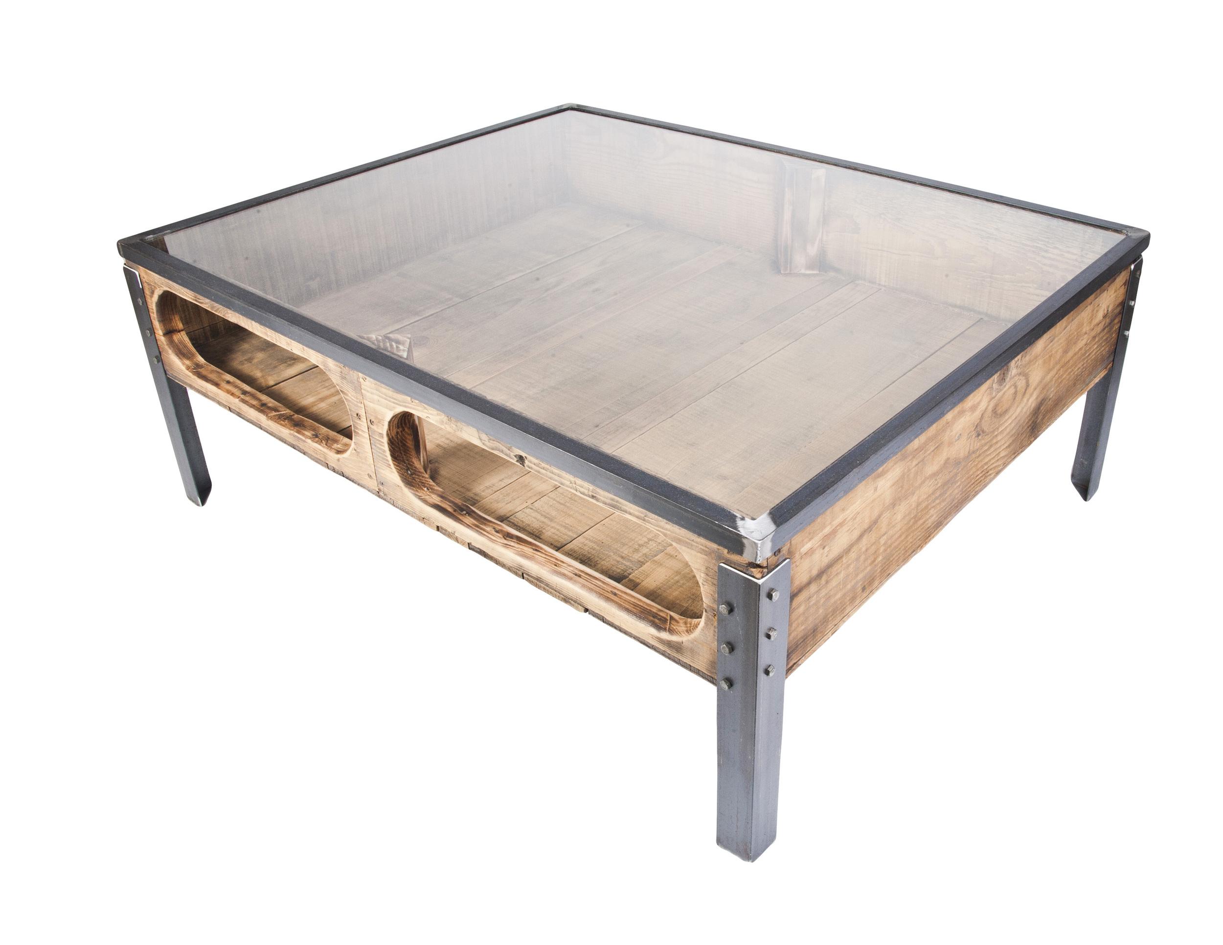 Large Shadowbox Coffee Table Michael Graham Designs