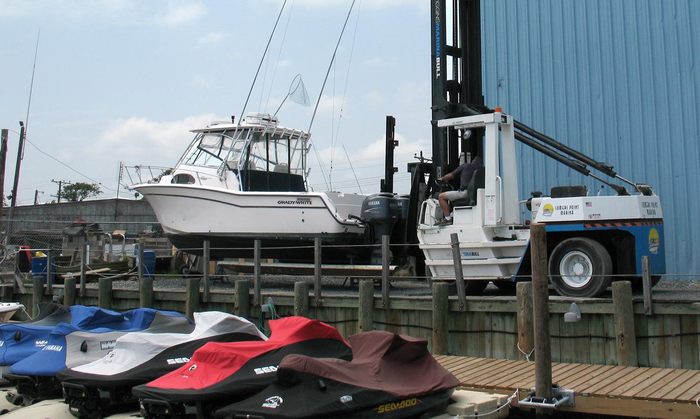Boat and PWC storage