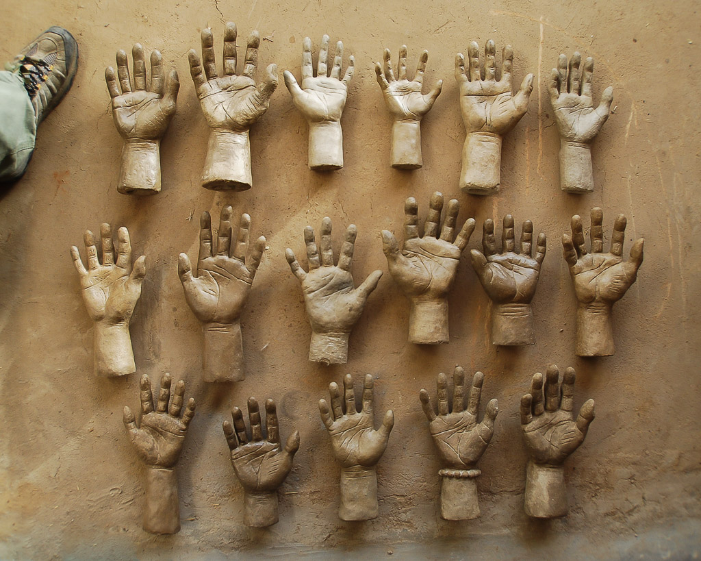 Hands and  kang , 2008