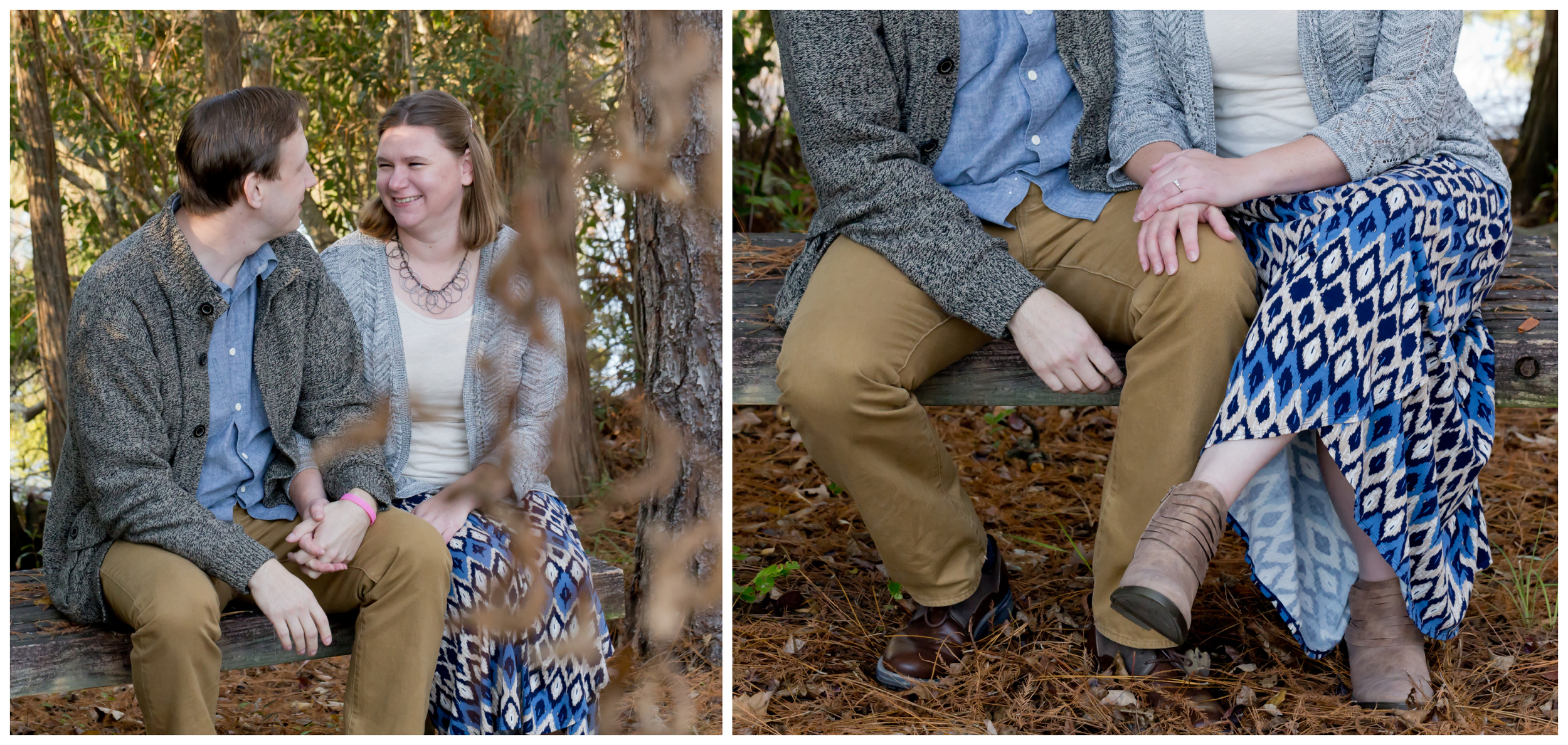 Engagement Photography in nature (Uninvented Colors Photography)