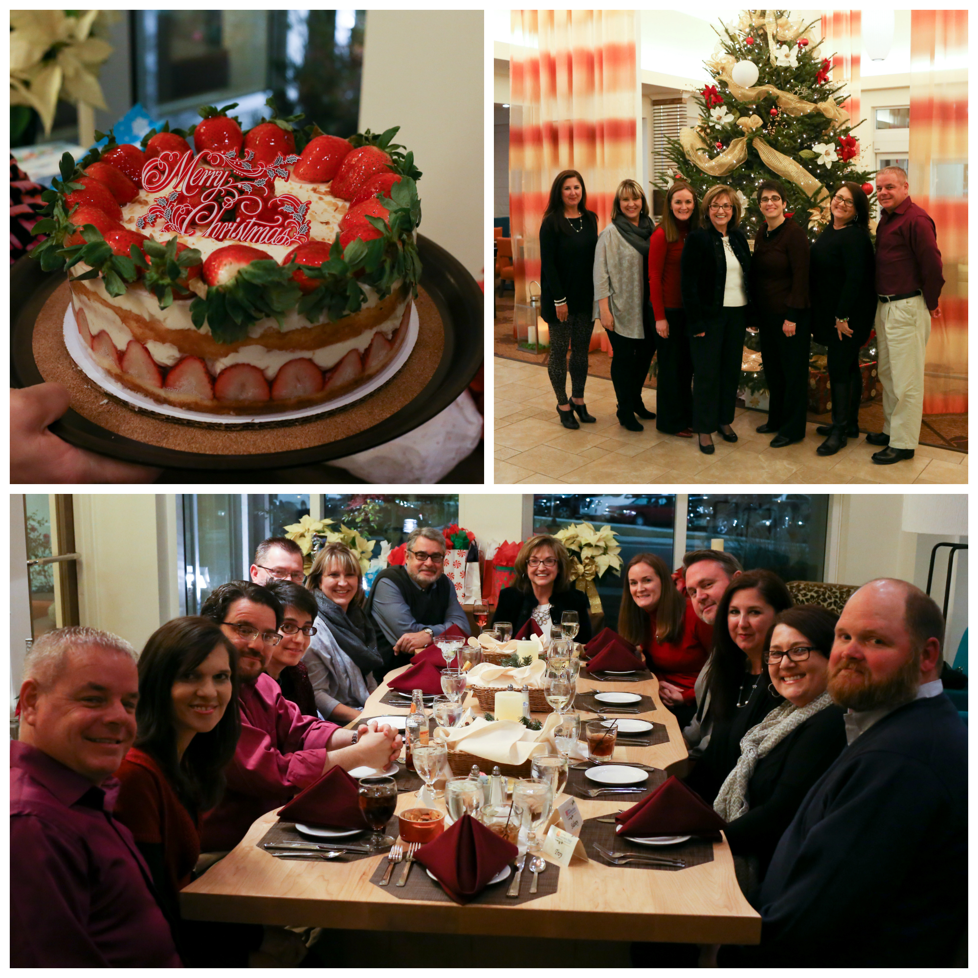 Anchor Psychology Center holiday party
