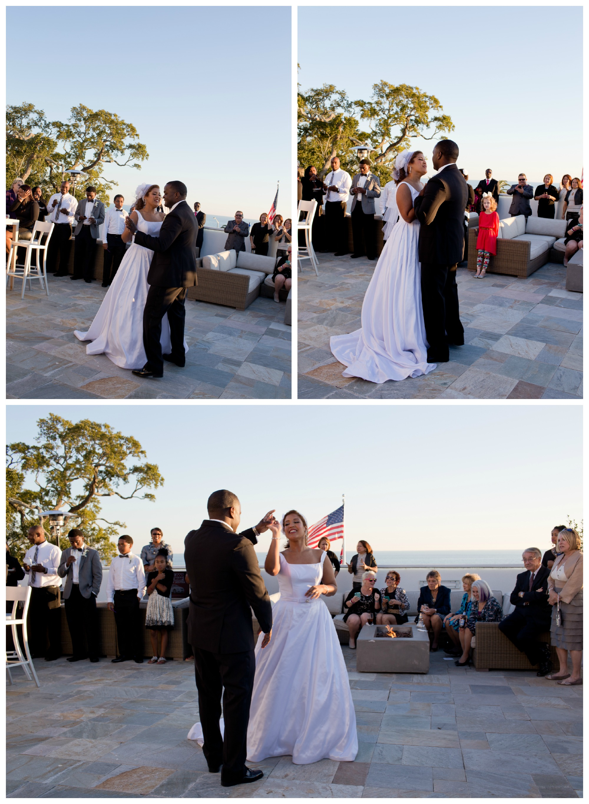 wedding first dance photos (Uninvented Colors Photography)