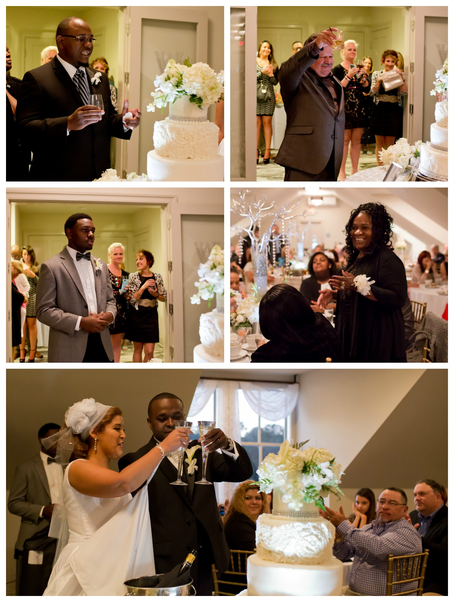 wedding toasts (Uninvented Colors Photography)