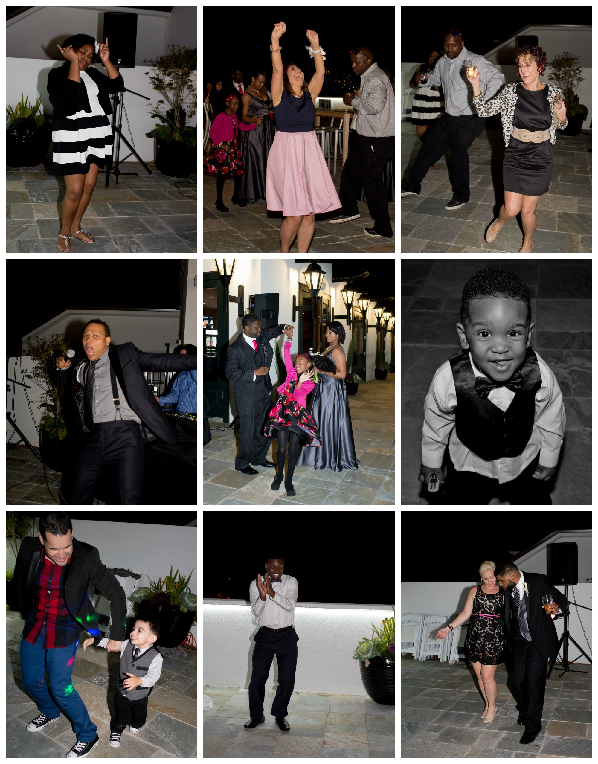 wedding reception dancing (Uninvented Colors Photography)