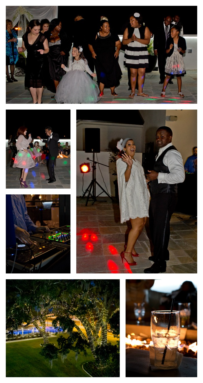 wedding reception dancing White House Biloxi (Uninvented Colors Photography)
