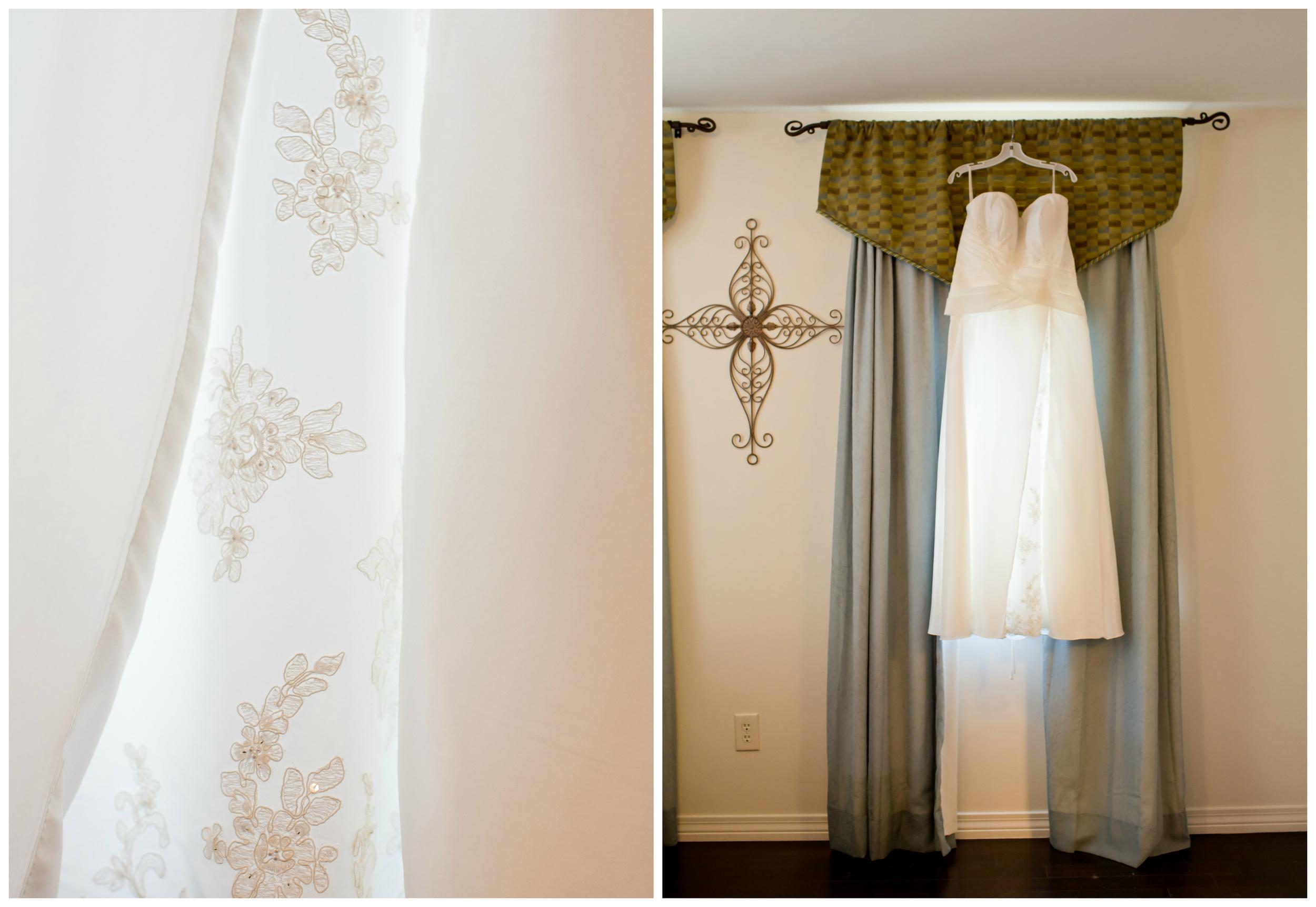 wedding dress photo by Uninvented Colors Photography (Biloxi wedding photographer)