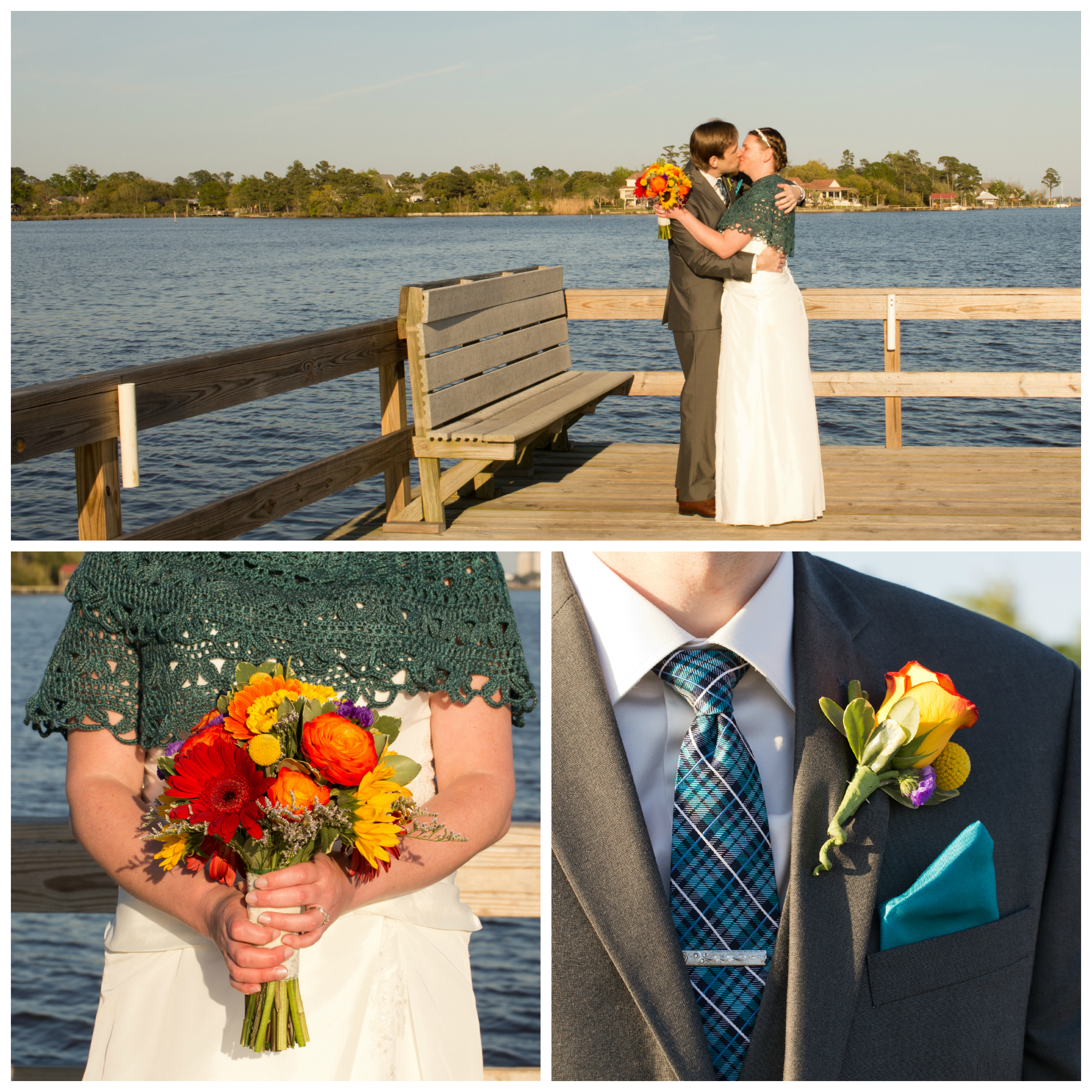 bride and groom detail portraits by Uninvented Colors Photography