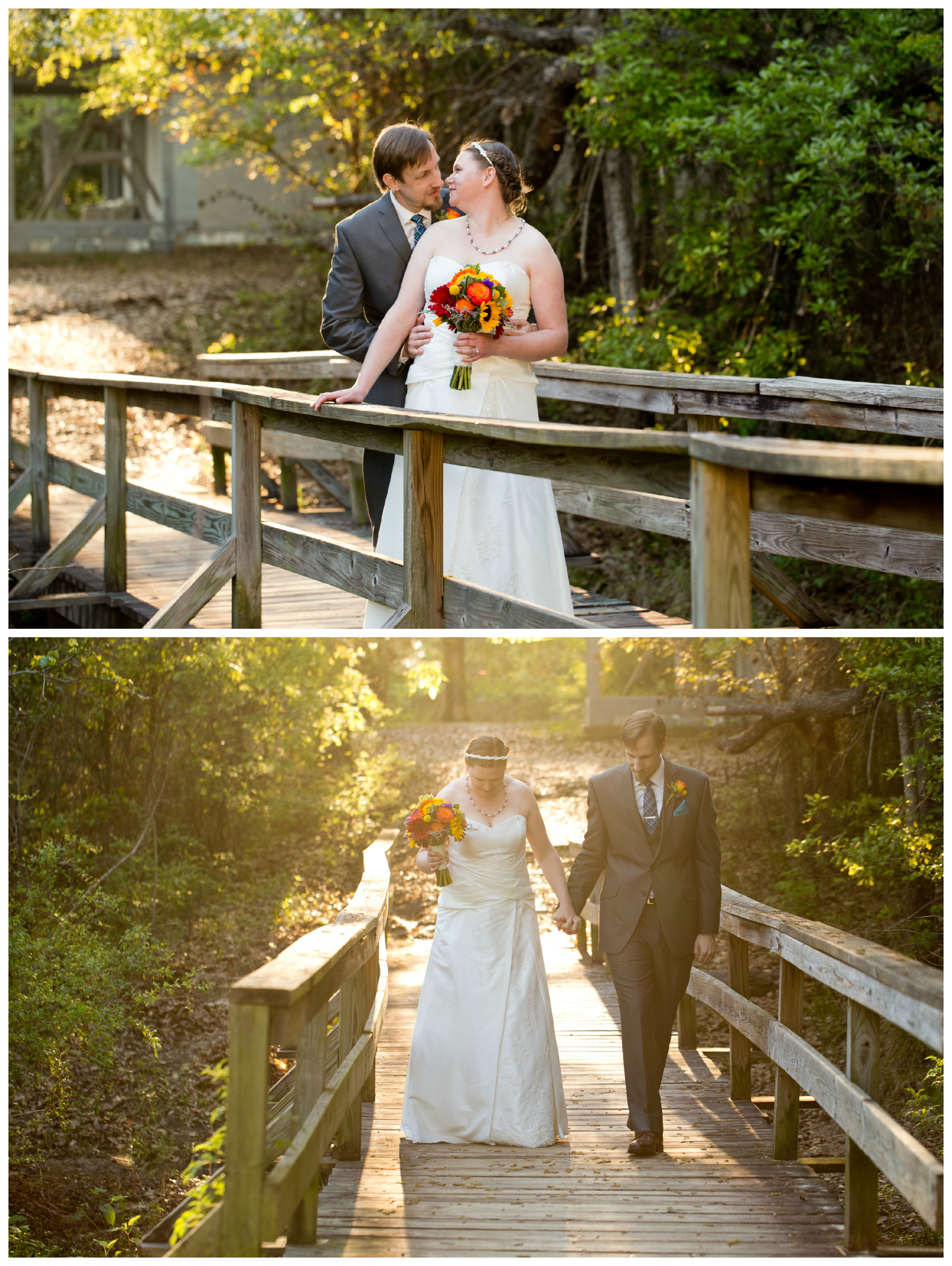 dreamy wedding portraits by Uninvented Colors Photography (Biloxi, Mississippi)