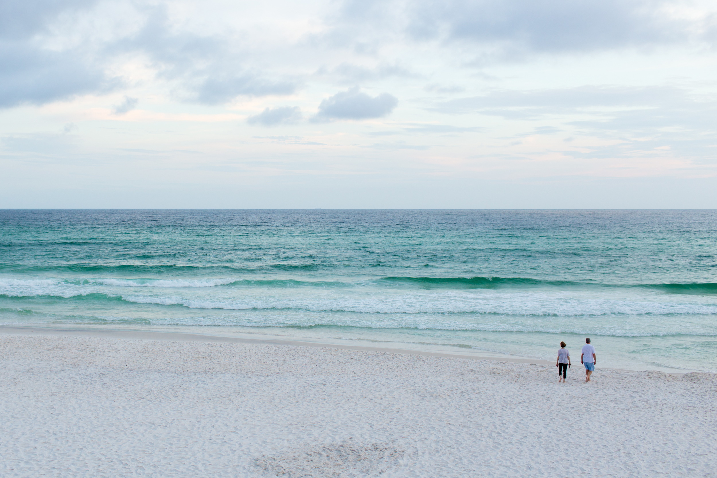 Seaside, Florida beach (Uninvented Colors Photography)