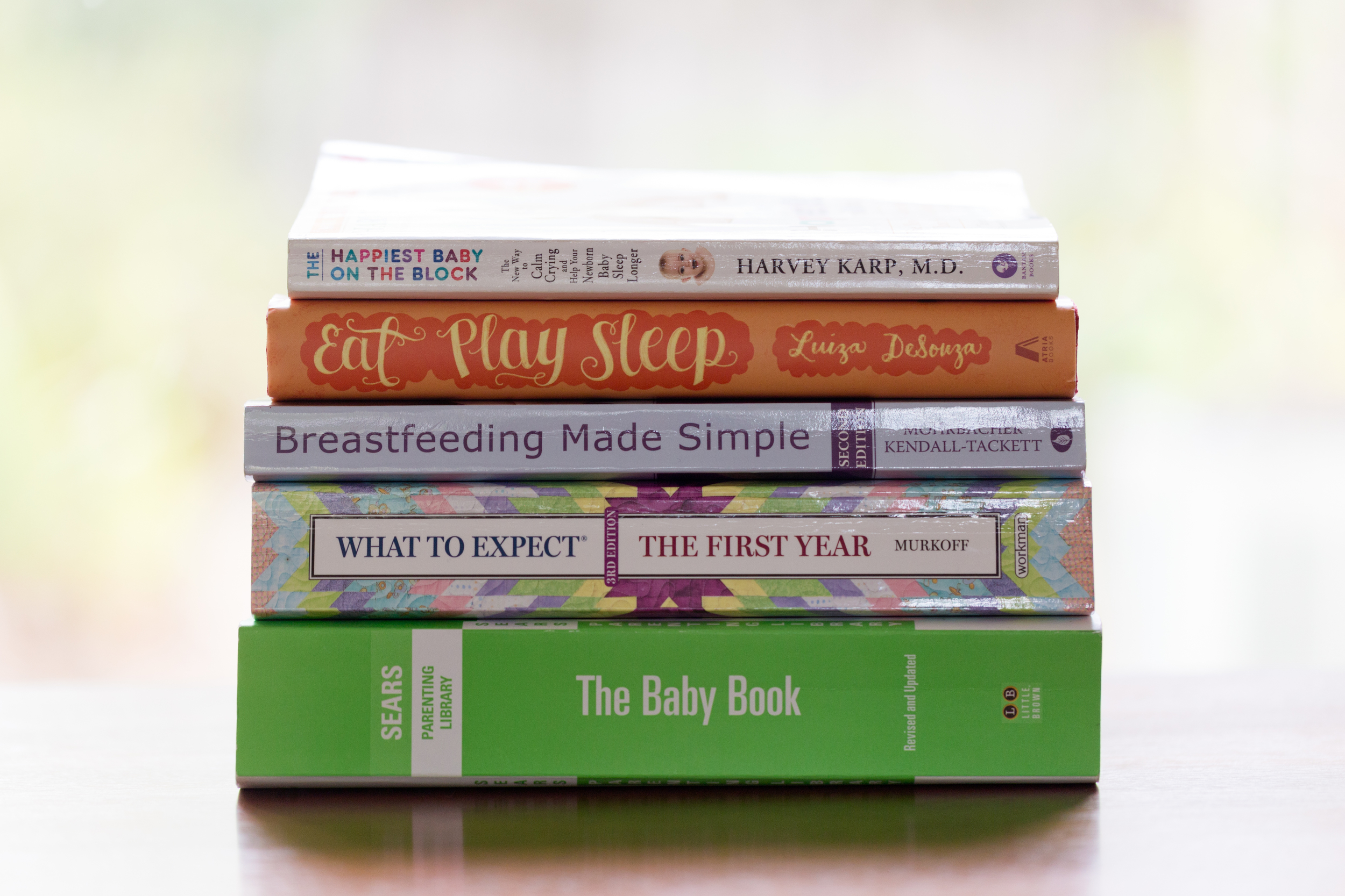 baby books for new parents