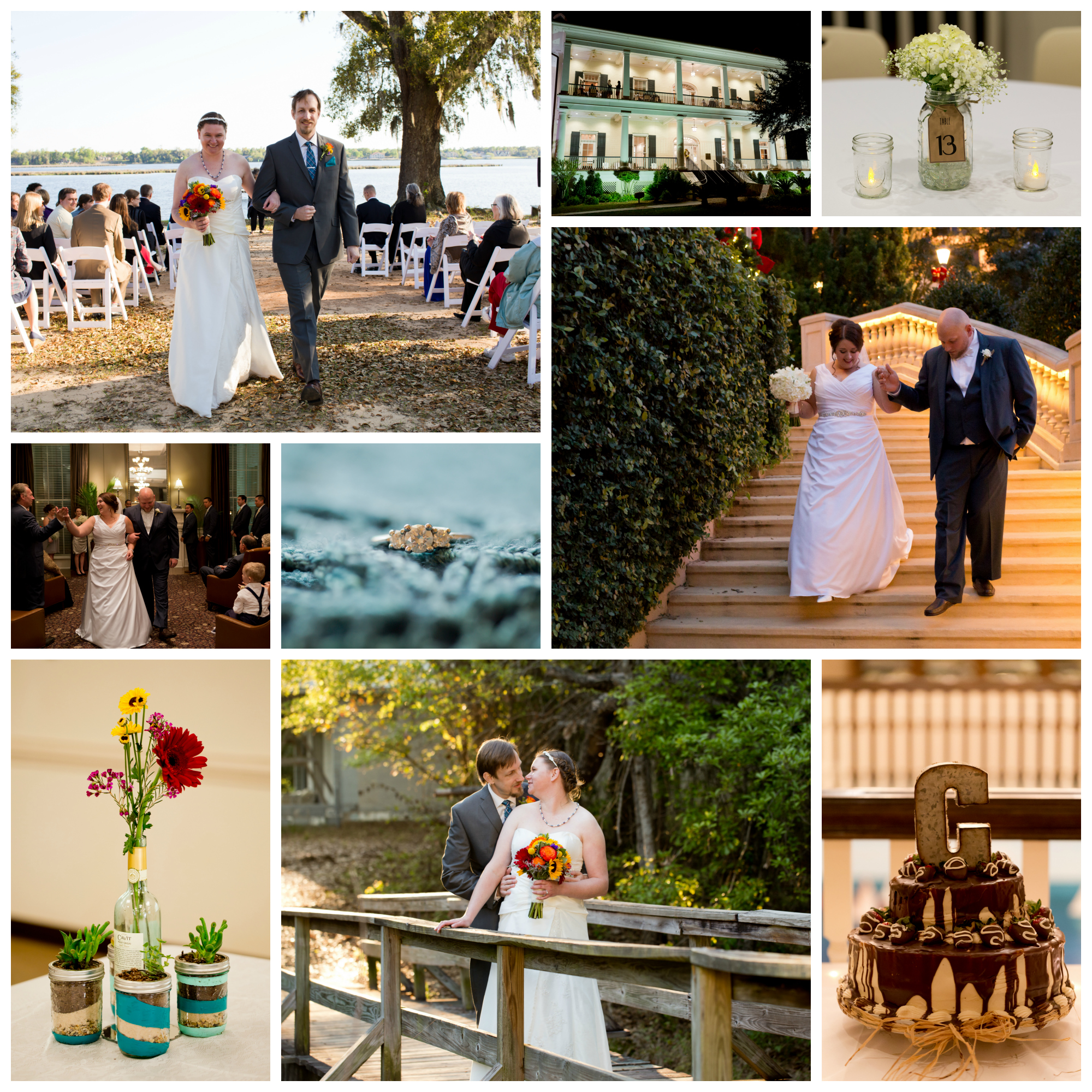 2015 Biloxi weddings by Uninvented Colors Photography