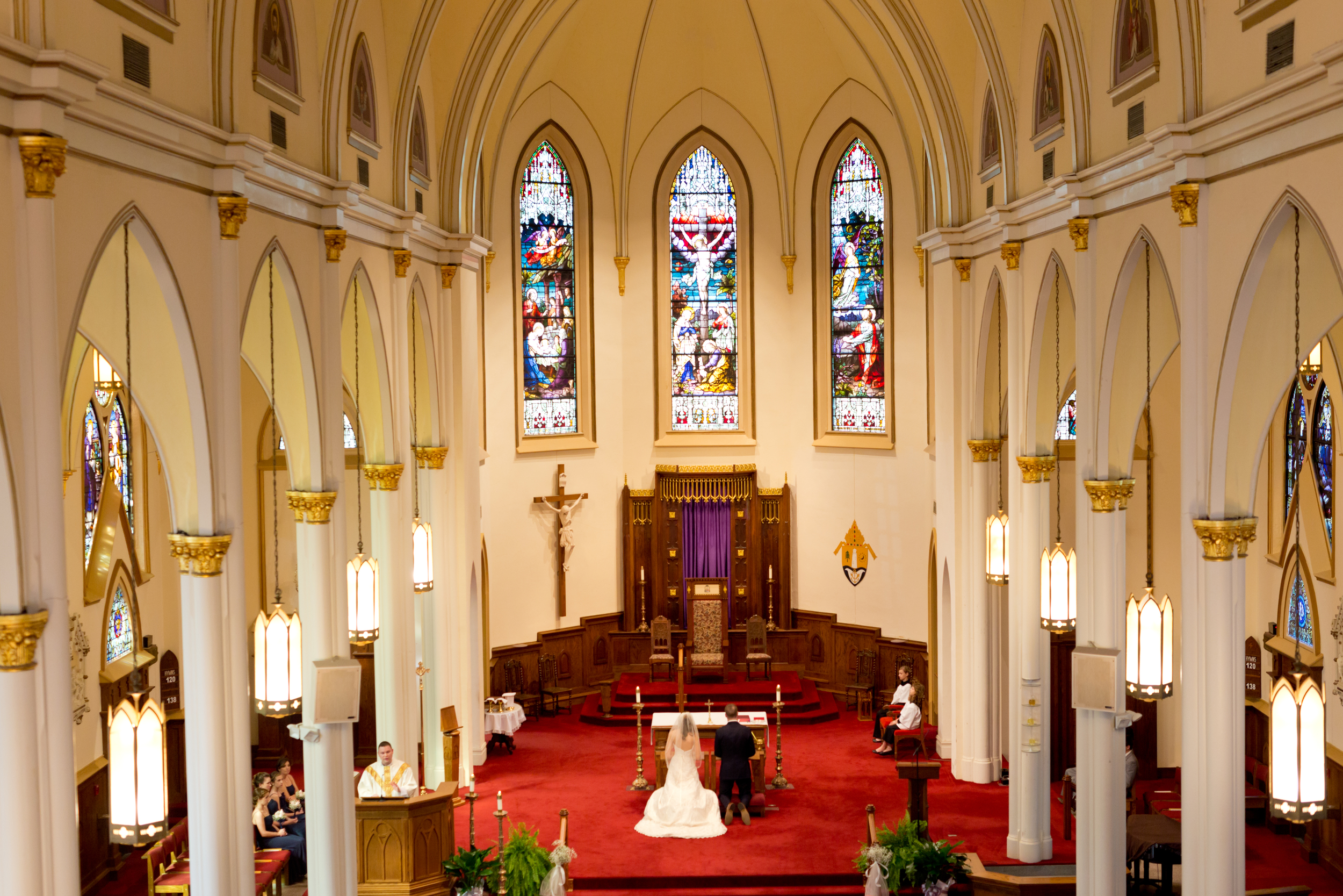 Cathedral of the Nativity of the Blessed Virgin Mary (Biloxi wedding)