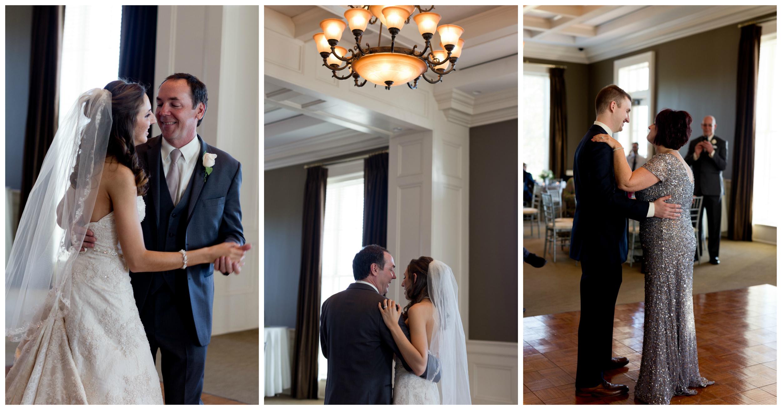 parent dances at wedding (Biloxi Visitors Center)