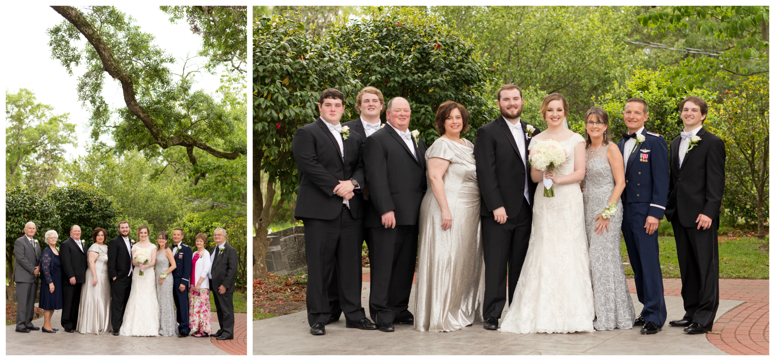 family wedding portraits (Uninvented Colors Photography)