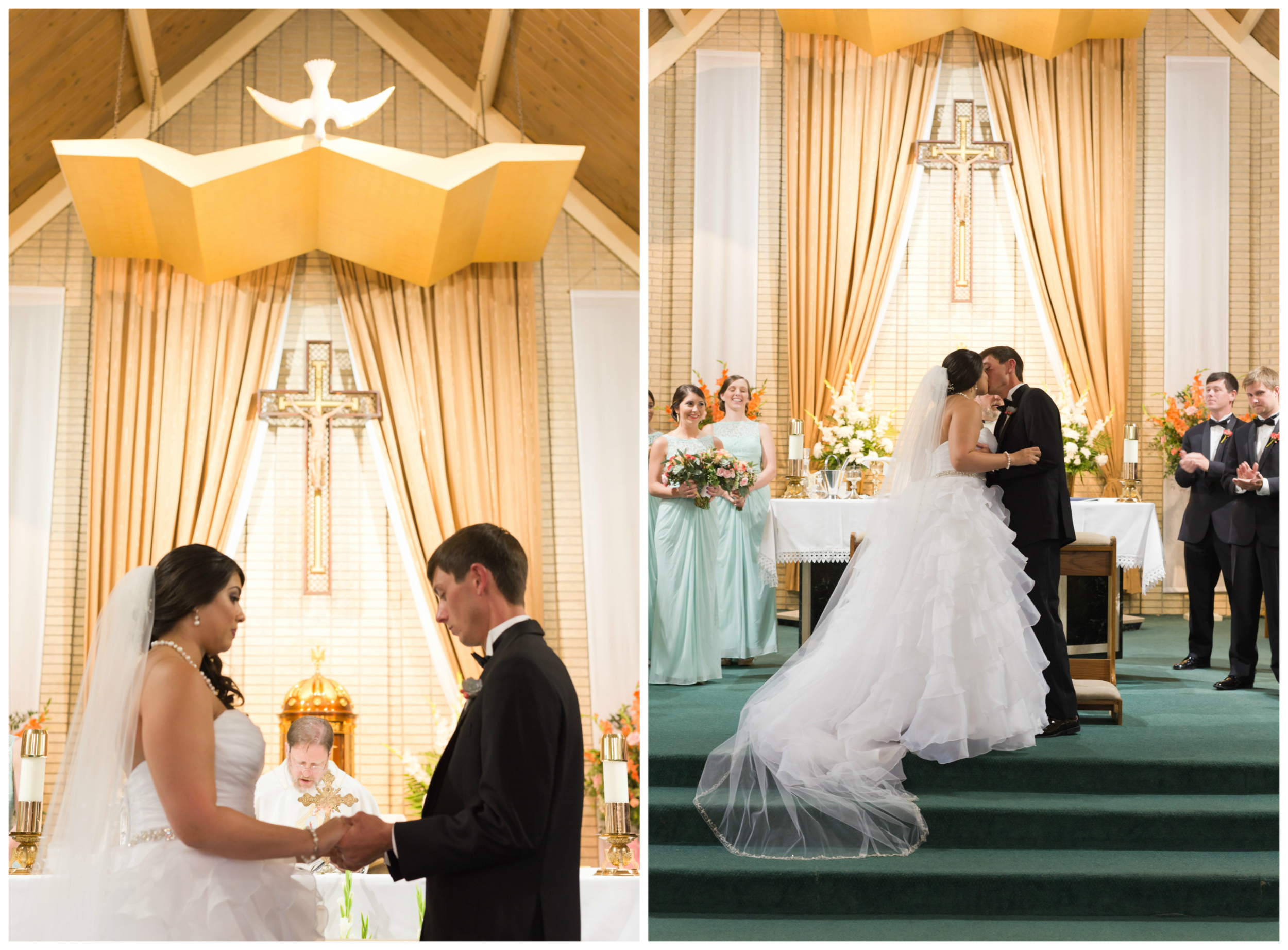 St. Alphonsus wedding photos (Ocean Springs wedding photographer, Uninvented Colors Photography)