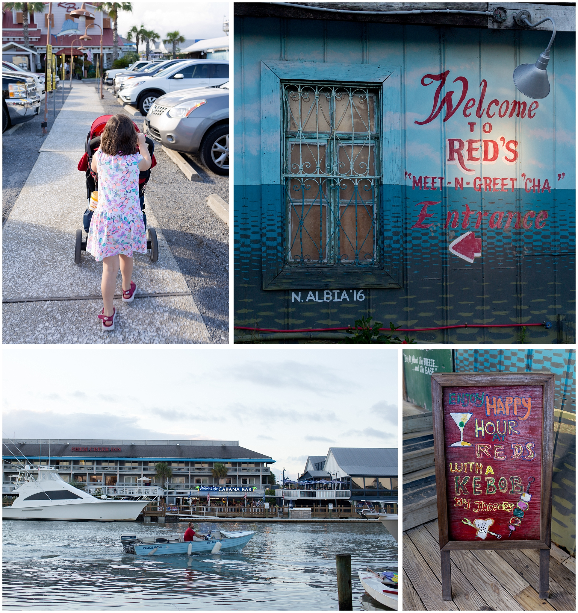 Red's Restaurant in Charleston, SC