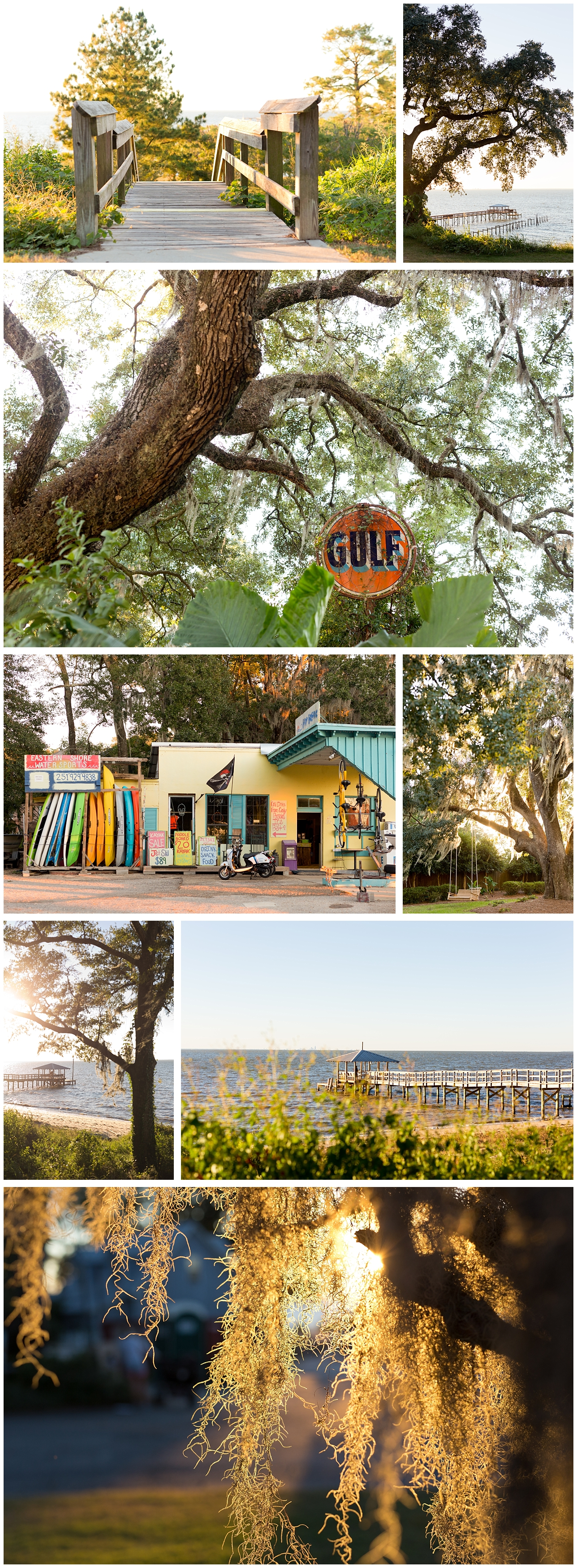 Fairhope Alabama (Uninvented Colors Photography)