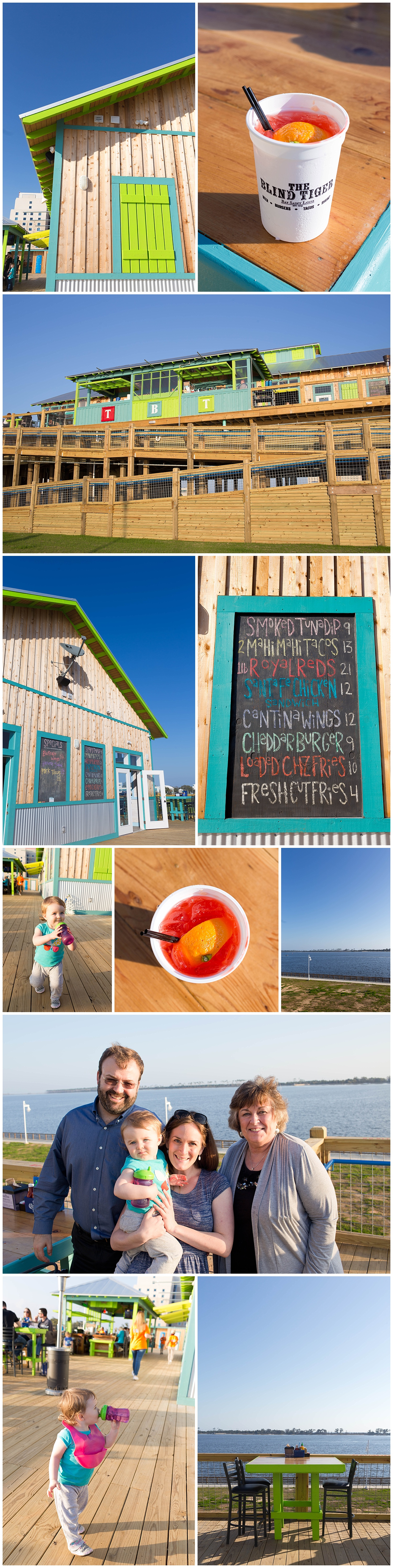 The Blind Tiger restaurant in Biloxi, Mississippi (Uninvented Colors Photography)
