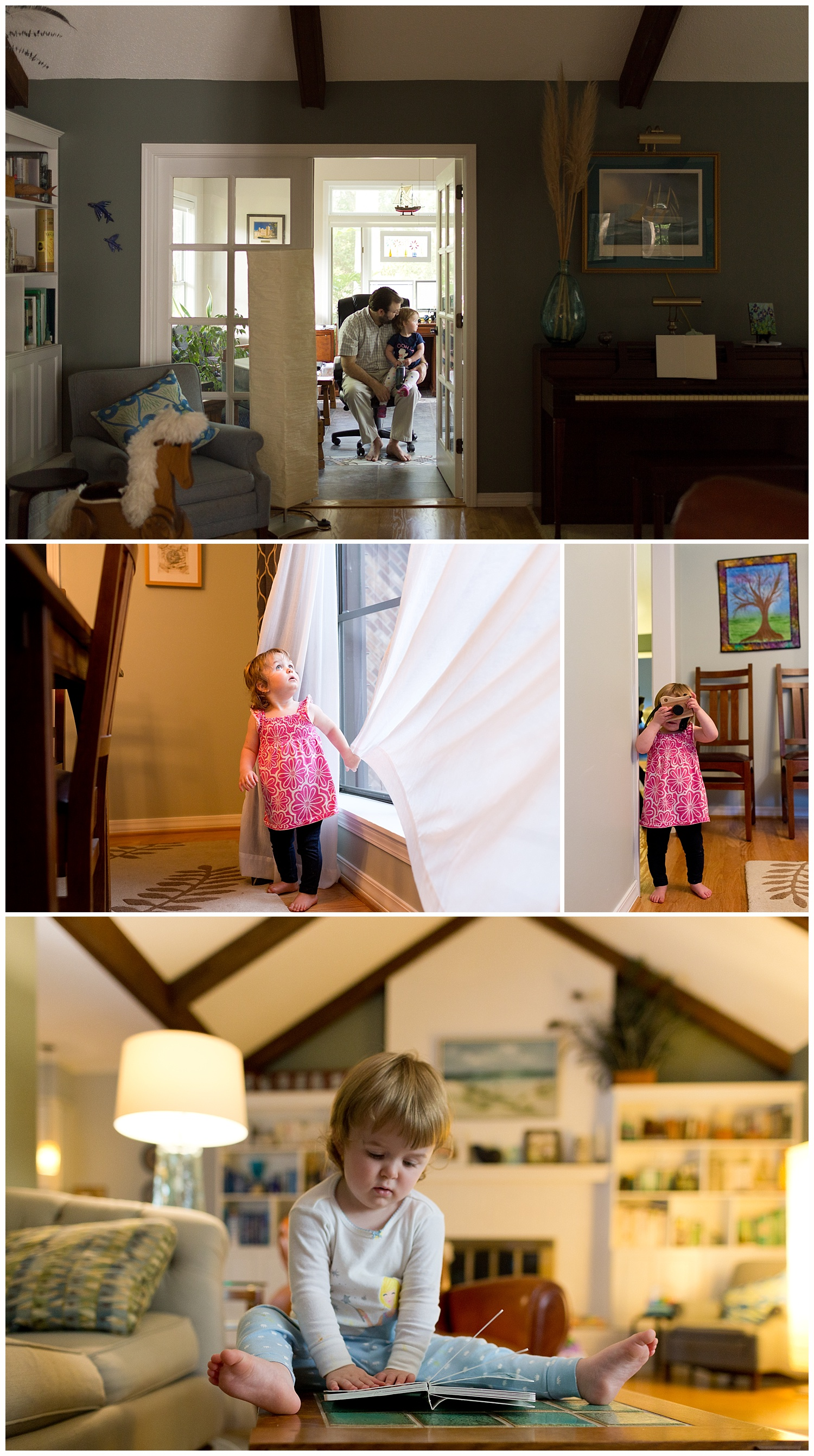 at-home lifestyle photography with two-year-old girl - Ocean Springs lifestyle photographer