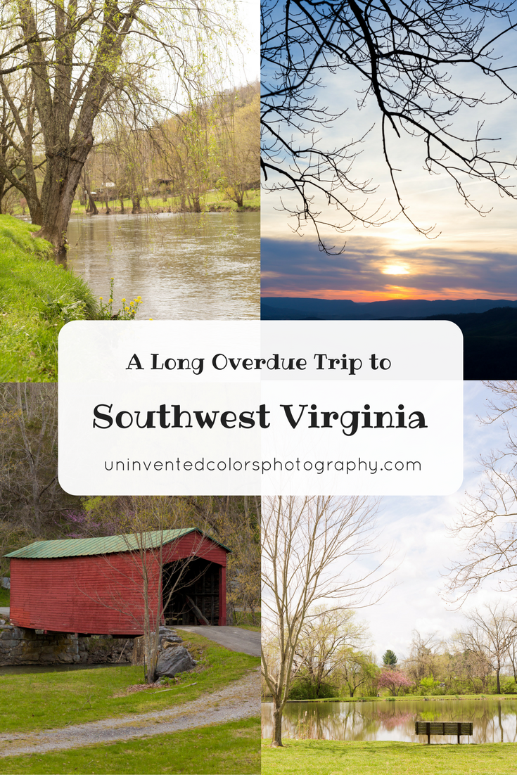Southwest Virginia Photo Travelogue by Uninvented Colors Photography