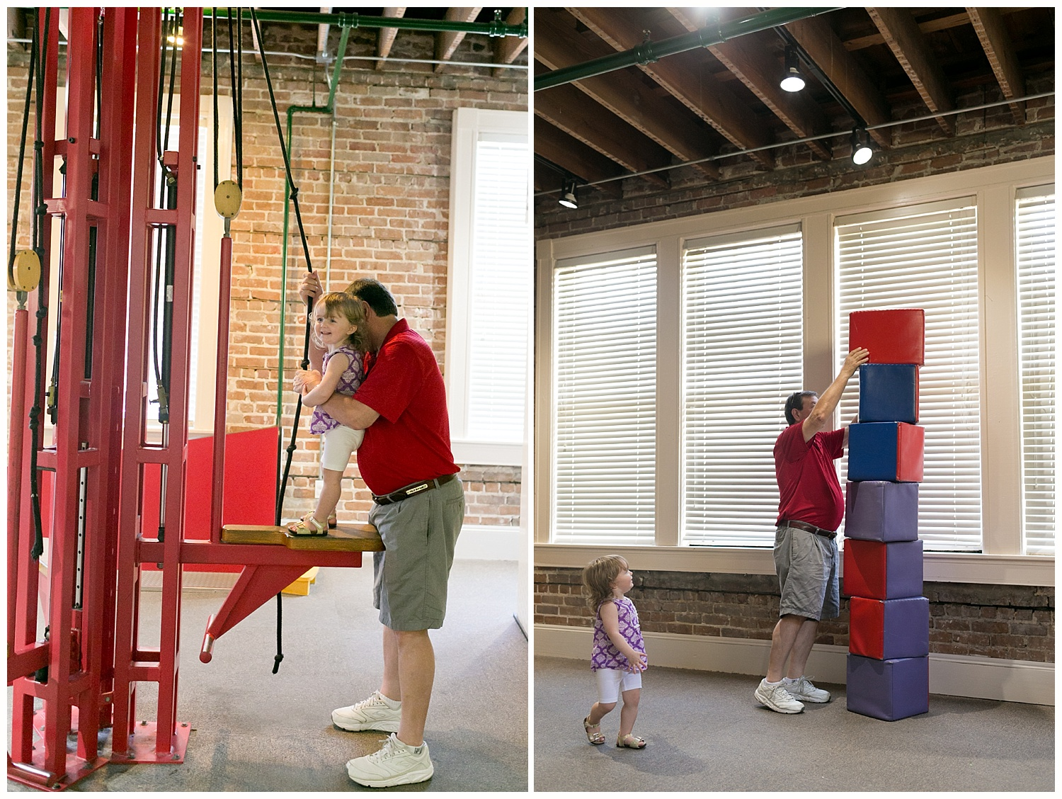 simple machines at Lynn Meadows Discovery Center