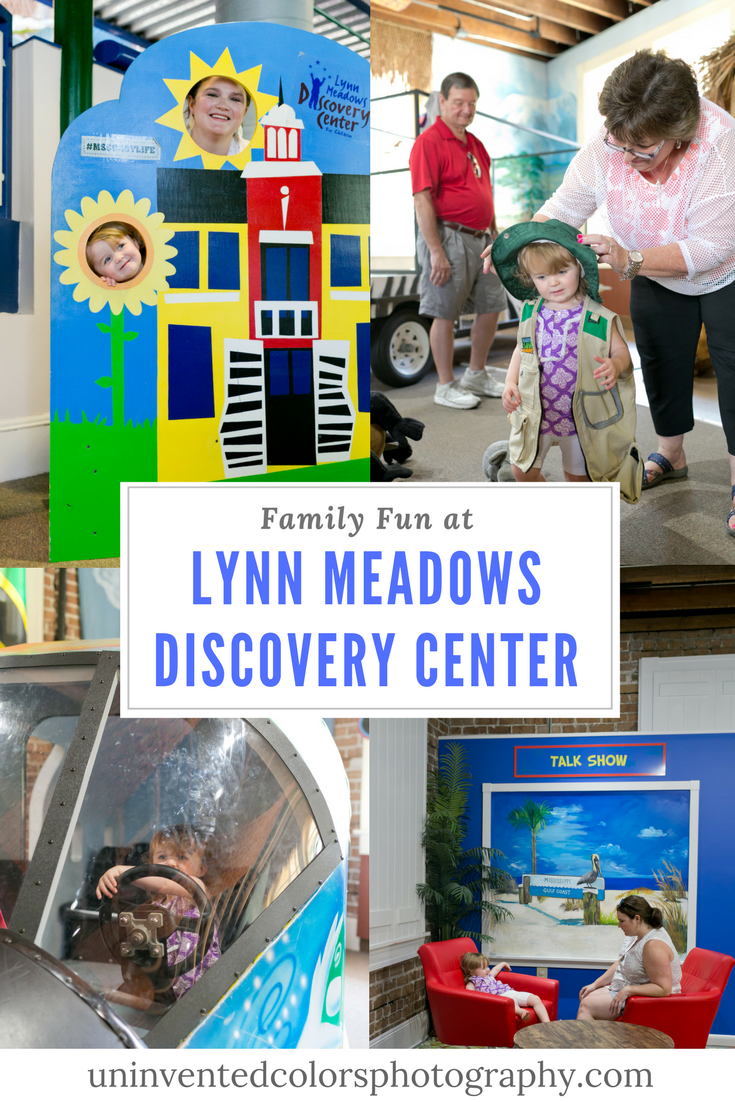 Lynn Meadows Discovery Center - Gulfport, Mississippi Children's Museum