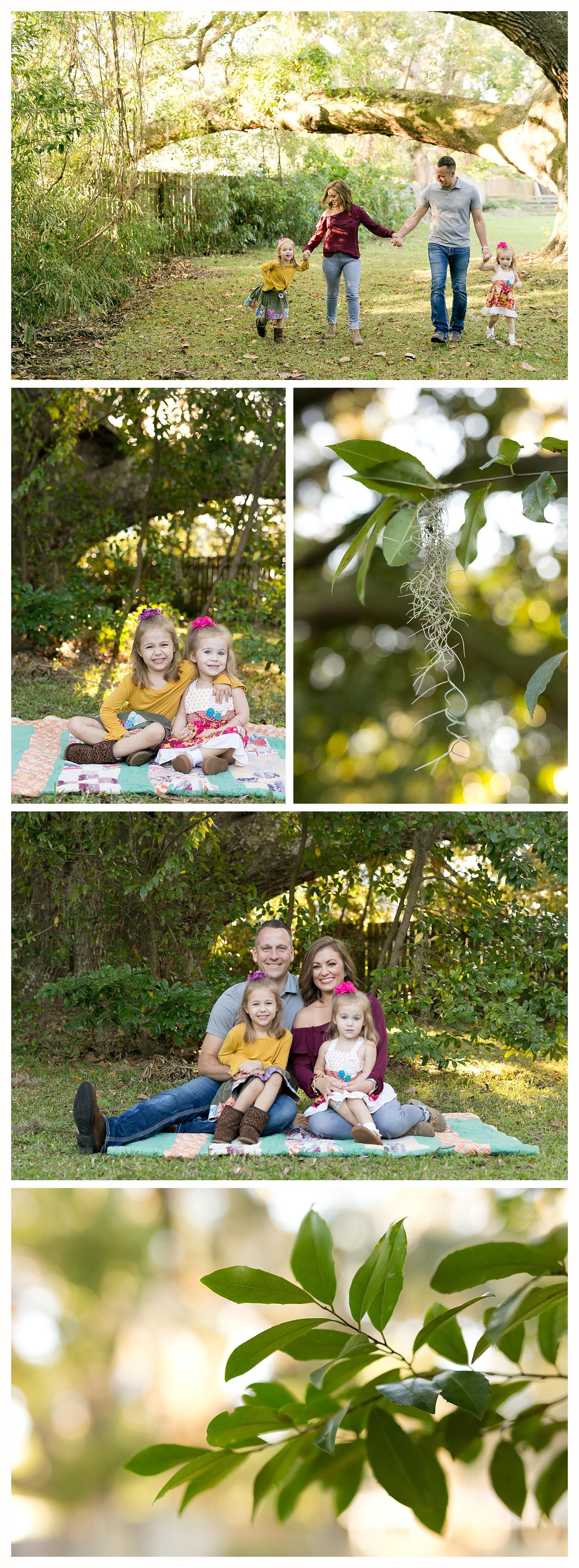 Ruskin Oak family photos (Ocean Springs family photographer)