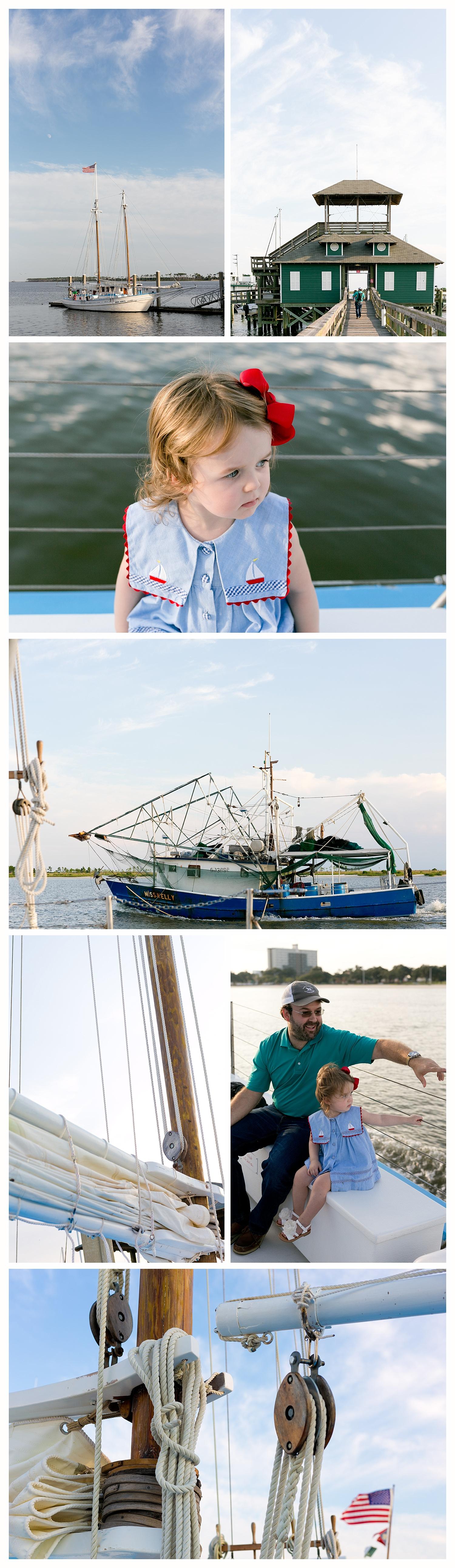 Biloxi schooner sailing cruise