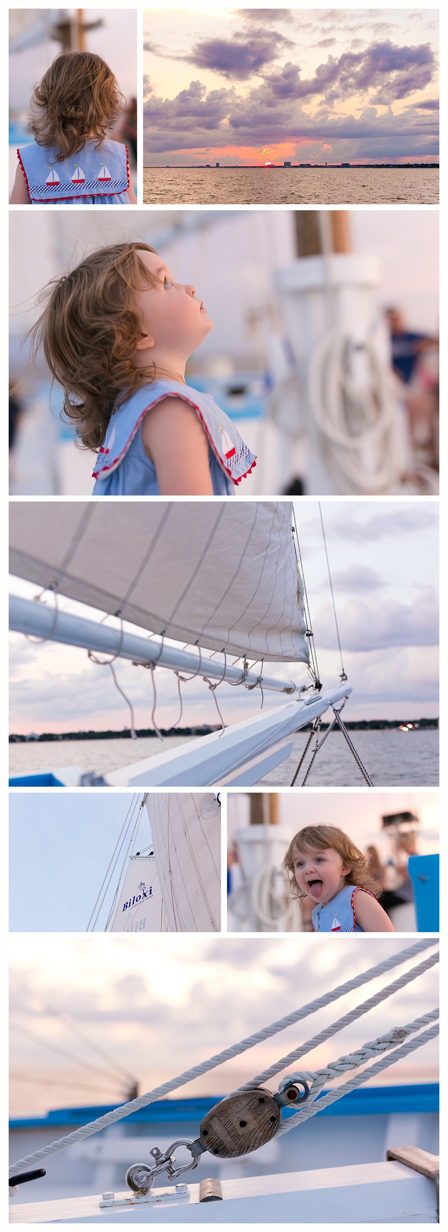 Biloxi Schooner sunset cruise
