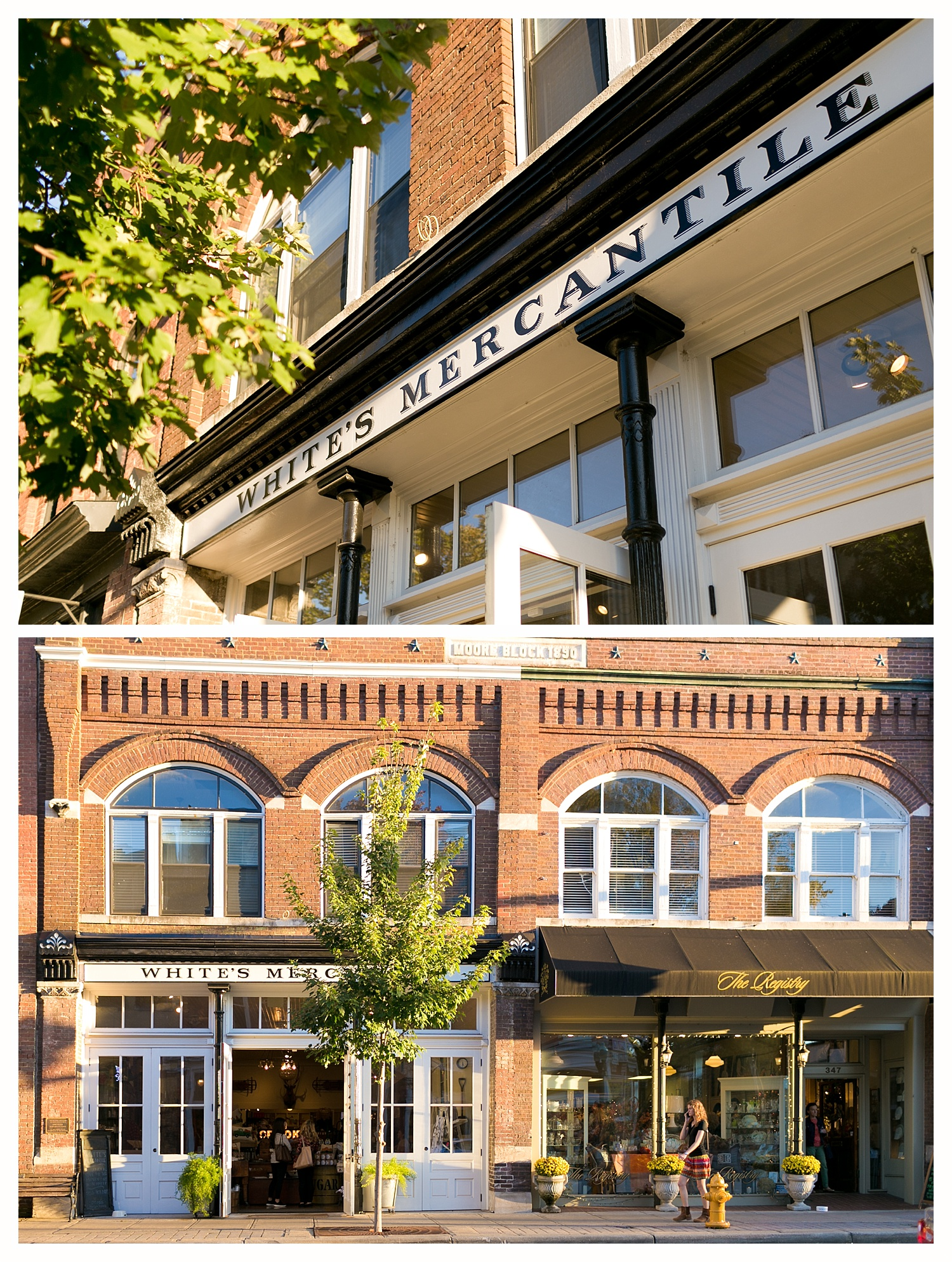 White's Mercantile in Franklin, Tennessee