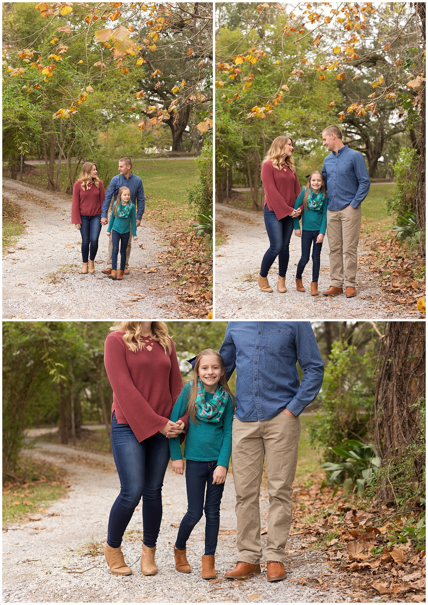 Ocean Springs family photographer - outdoor family photos on Mississippi Gulf Coast