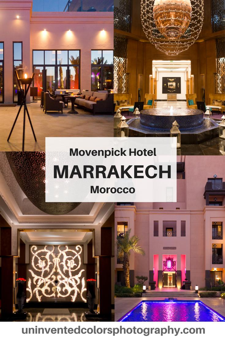 Movenpick Marrakesch Morocco Hotel, Morocco Travel Tips, Morocco Photos